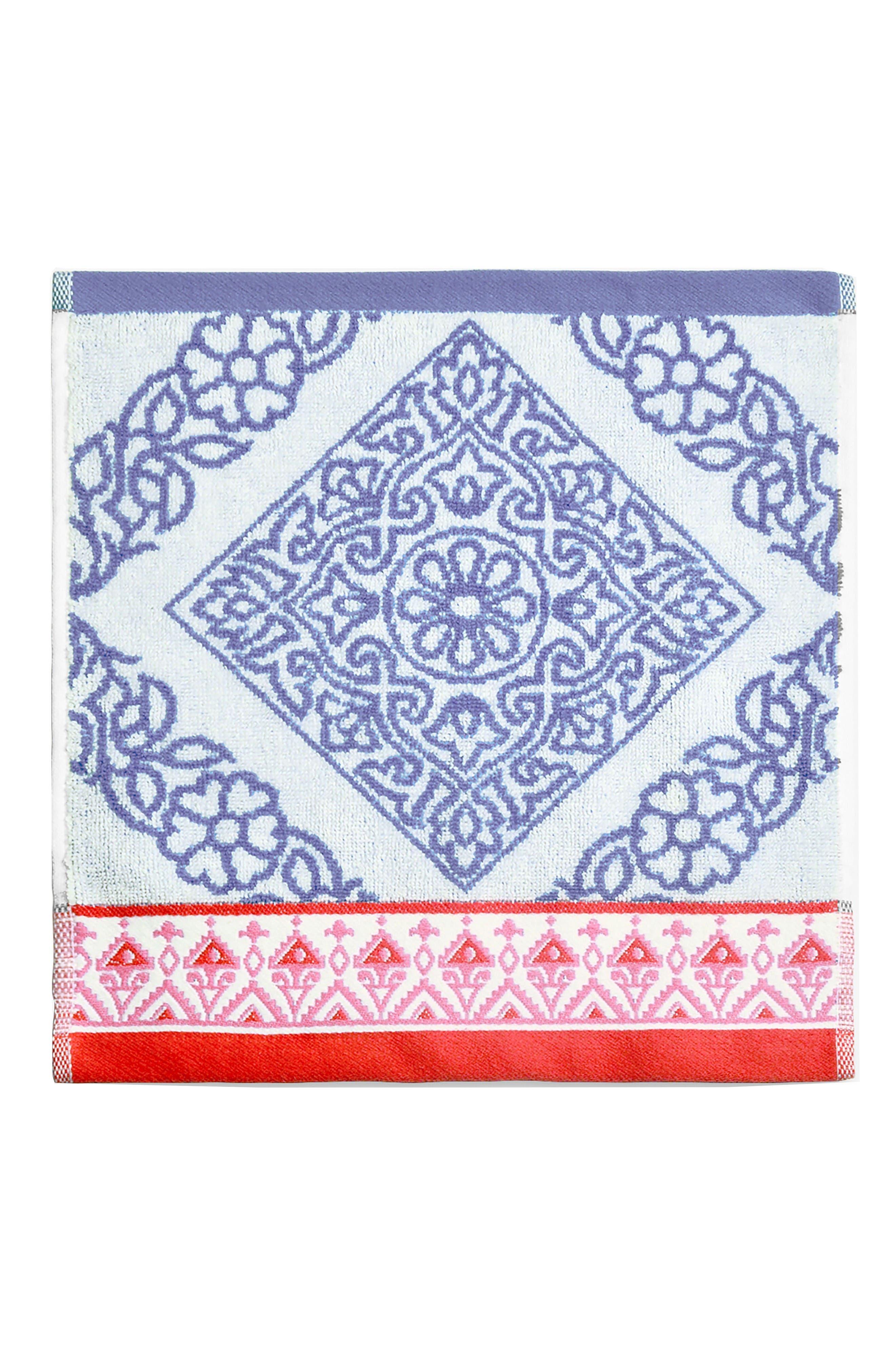 John Robshaw Mitta Washcloth