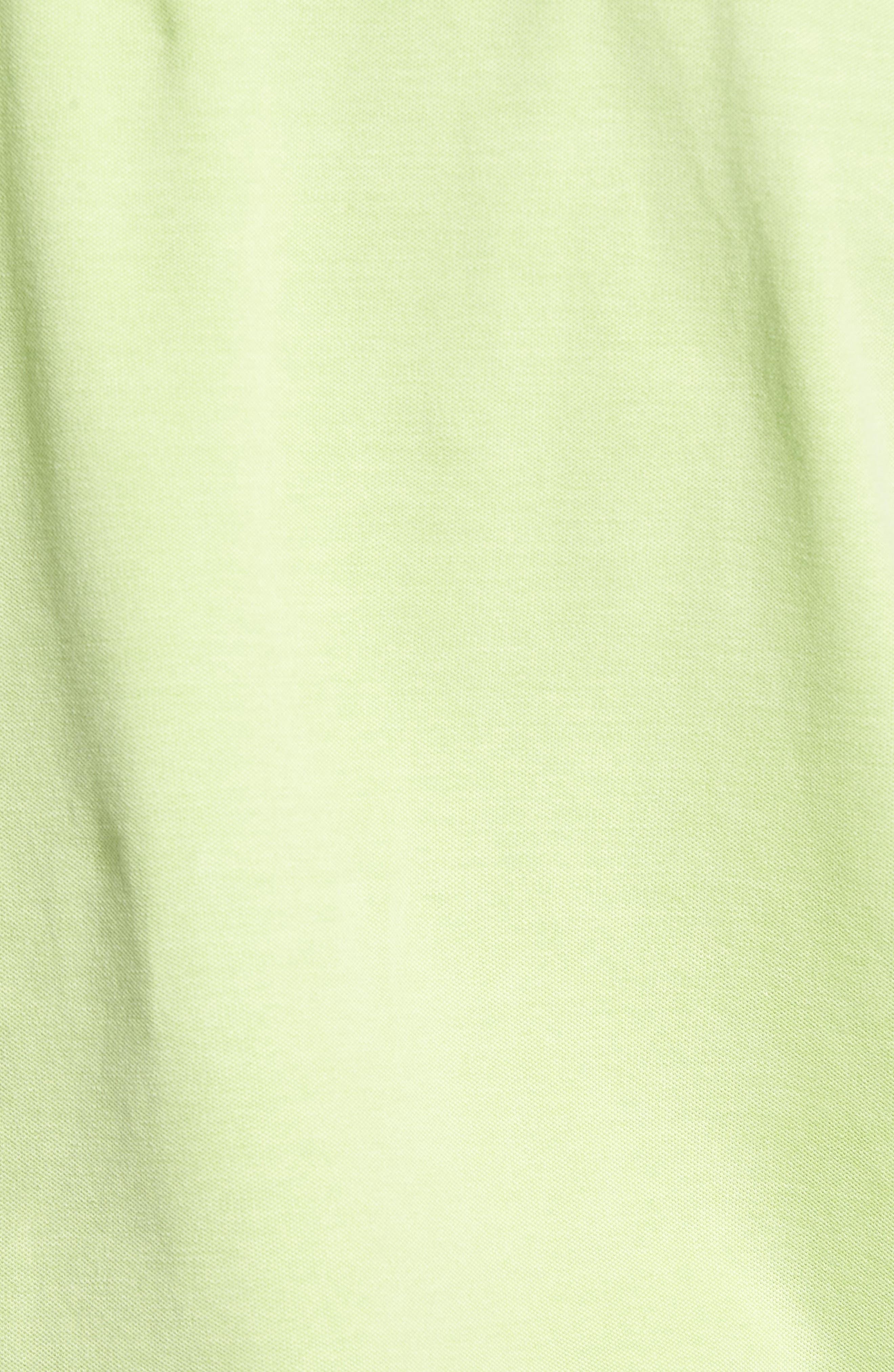 Paul Stretch Piqué Polo,                             Alternate thumbnail 5, color,                             Margarita