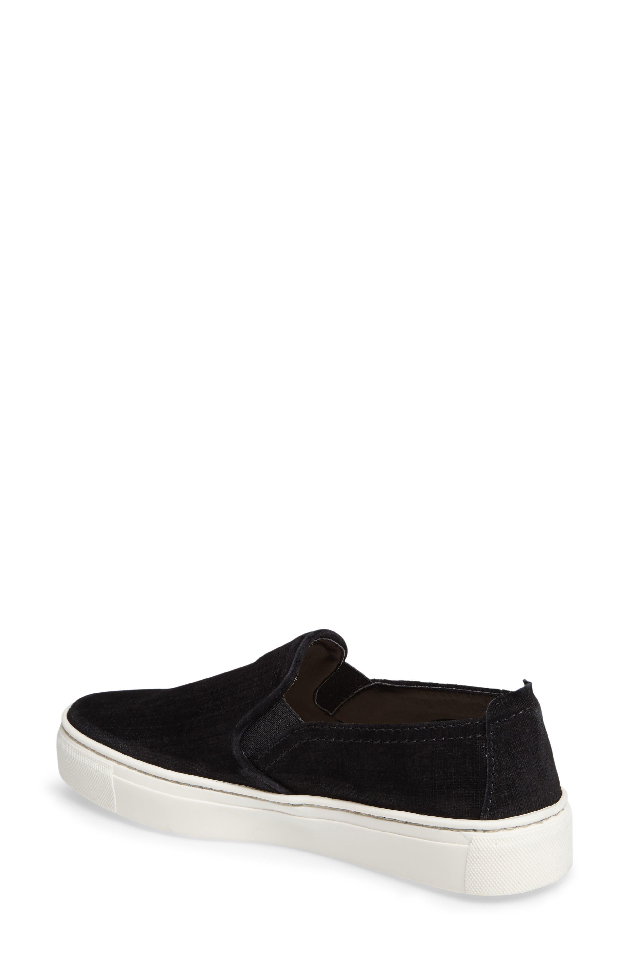 'Sneak Name' Sneaker,                             Alternate thumbnail 2, color,                             Black