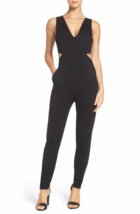 Faiche by J Cutout Jumpsuit