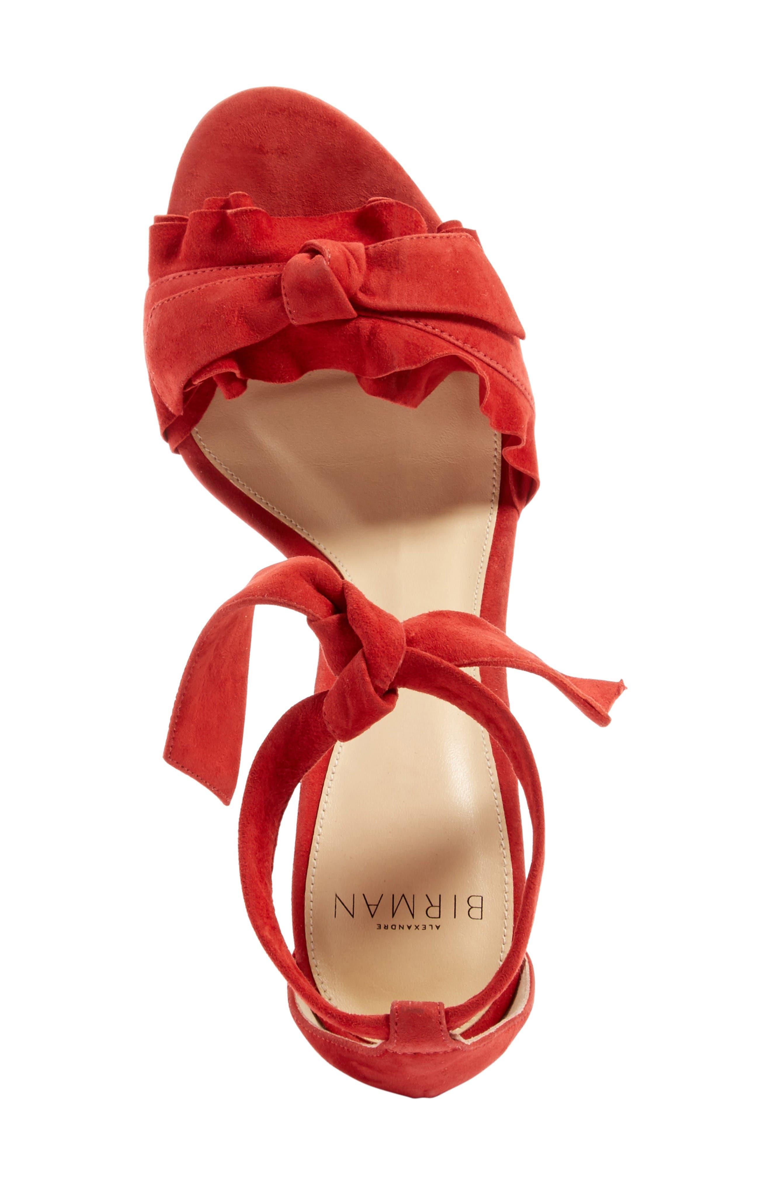 Alternate Image 3  - Alexandre Birman Lupita Block Heel Sandal (Women)