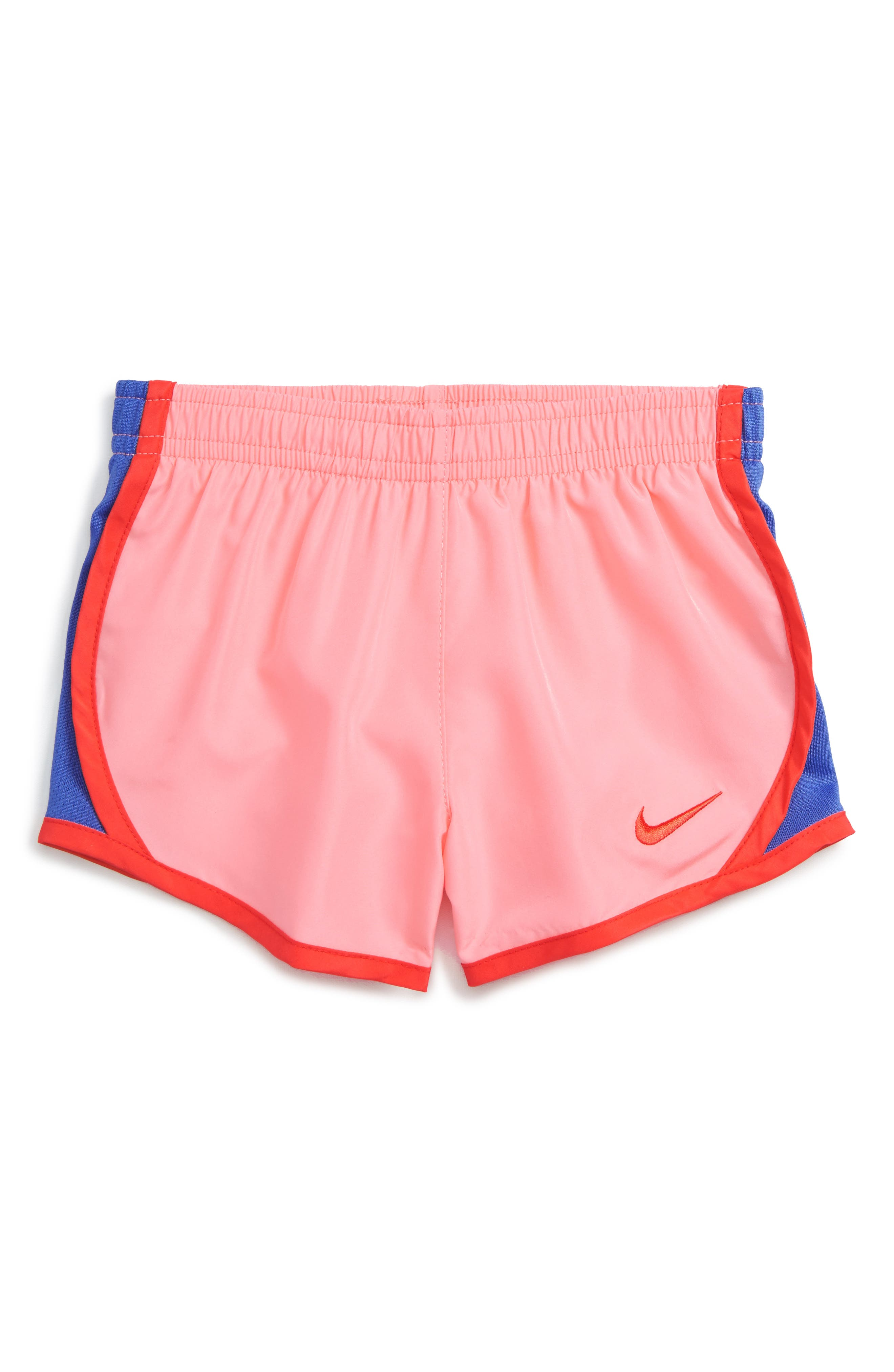Tempo Dri-FIT Shorts,                         Main,                         color, Candy Pink