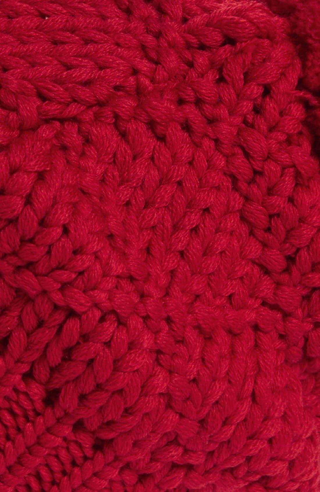 Alternate Image 2  - Canada Goose Pom Merino Wool Beanie