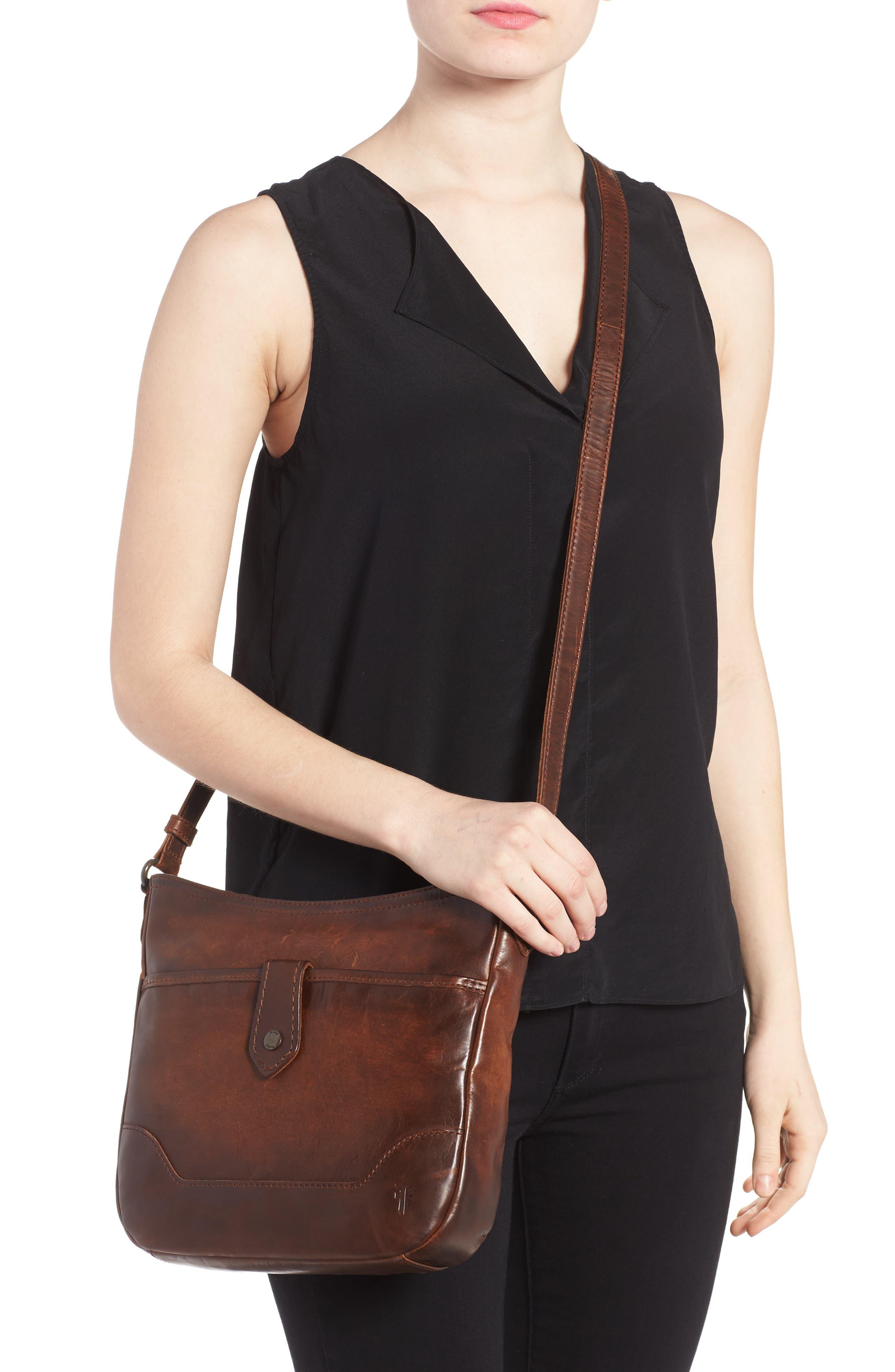 Alternate Image 2  - Frye Melissa Button Crossbody Bag