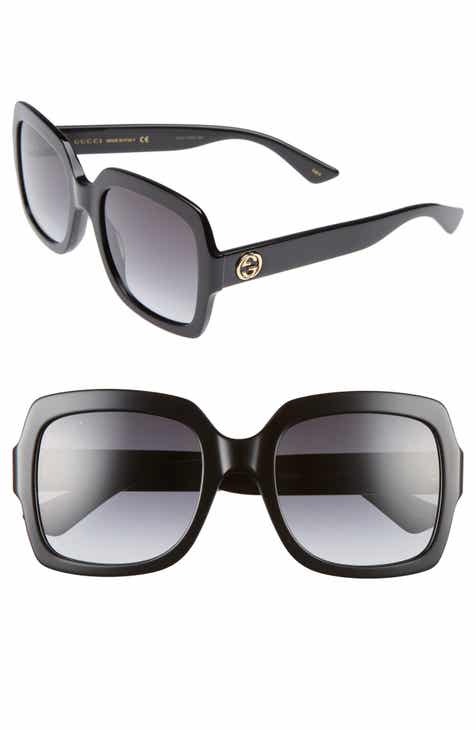 051f296c37 Gucci 54mm Square Sunglasses