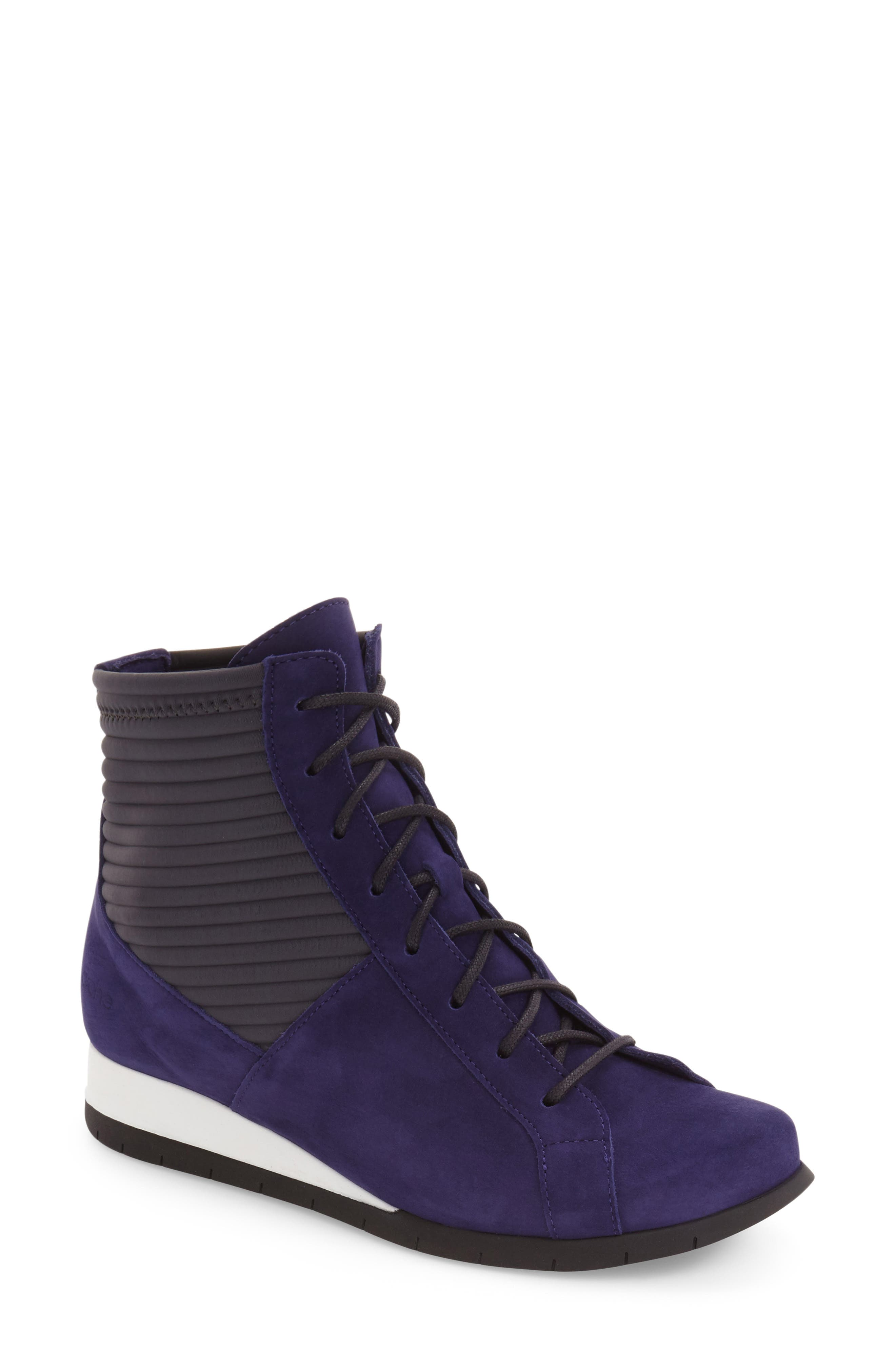 Alternate Image 1 Selected - Arche 'Situ' Wedge High Top Sneaker (Women)