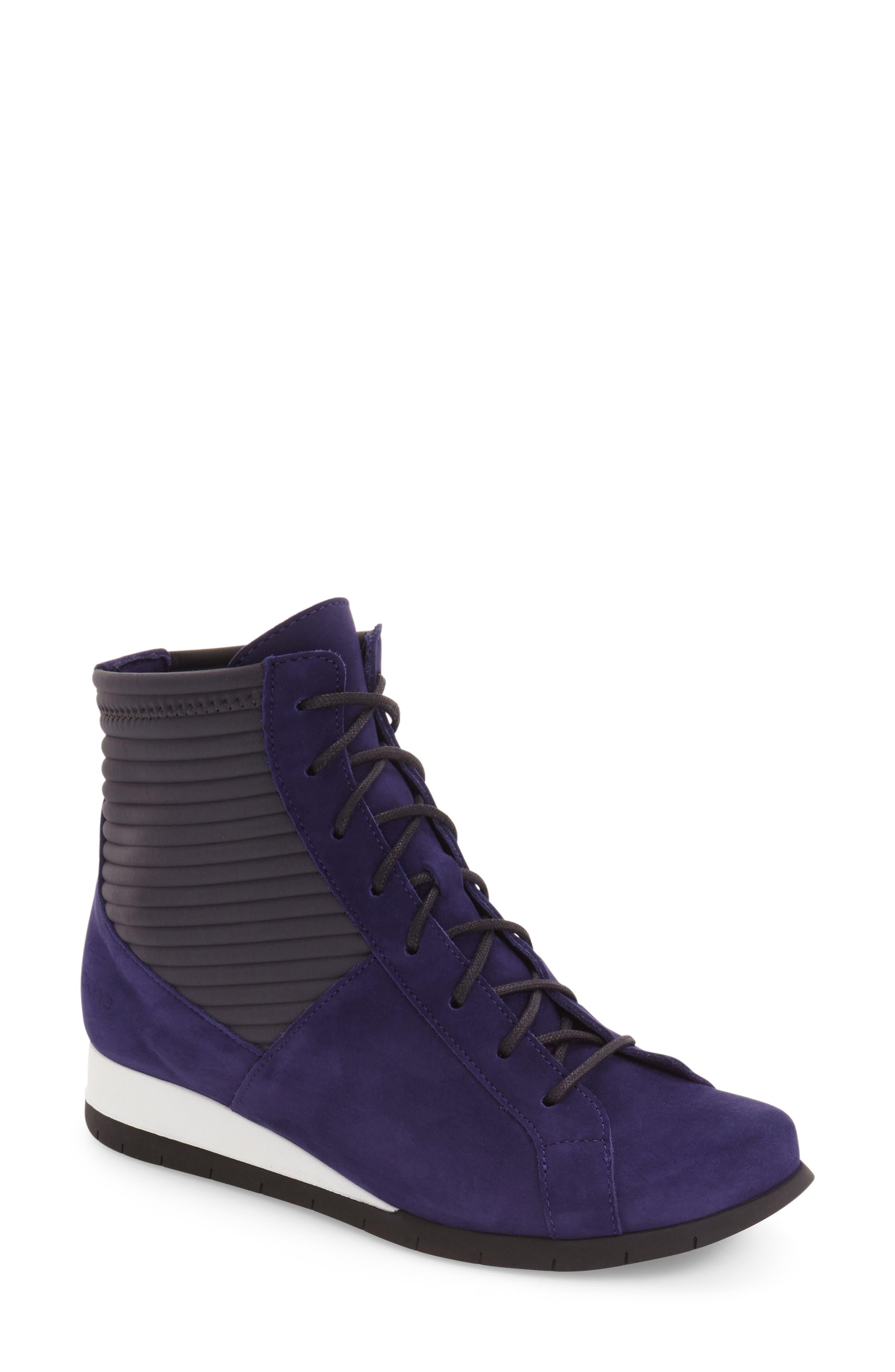 Arche 'Situ' Wedge High Top Sneaker (Women)