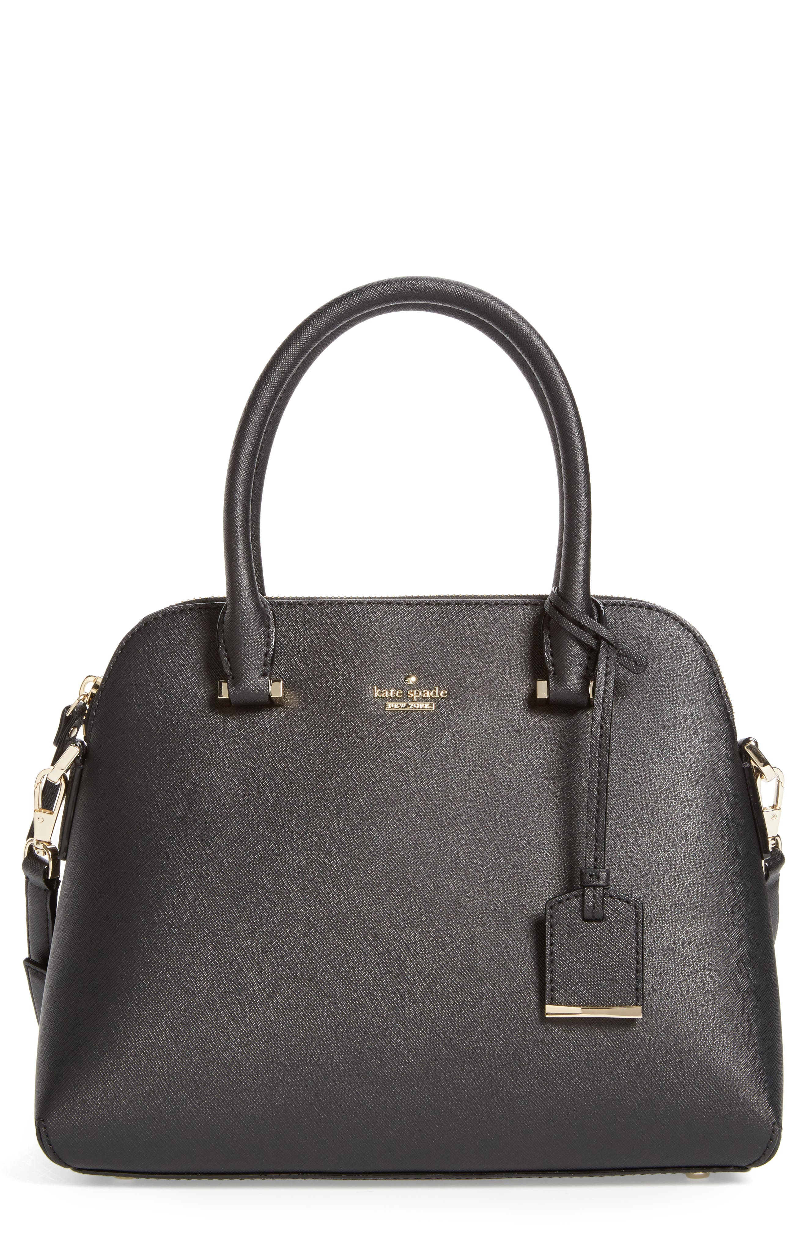 Main Image - kate spade new york cameron street maise leather satchel
