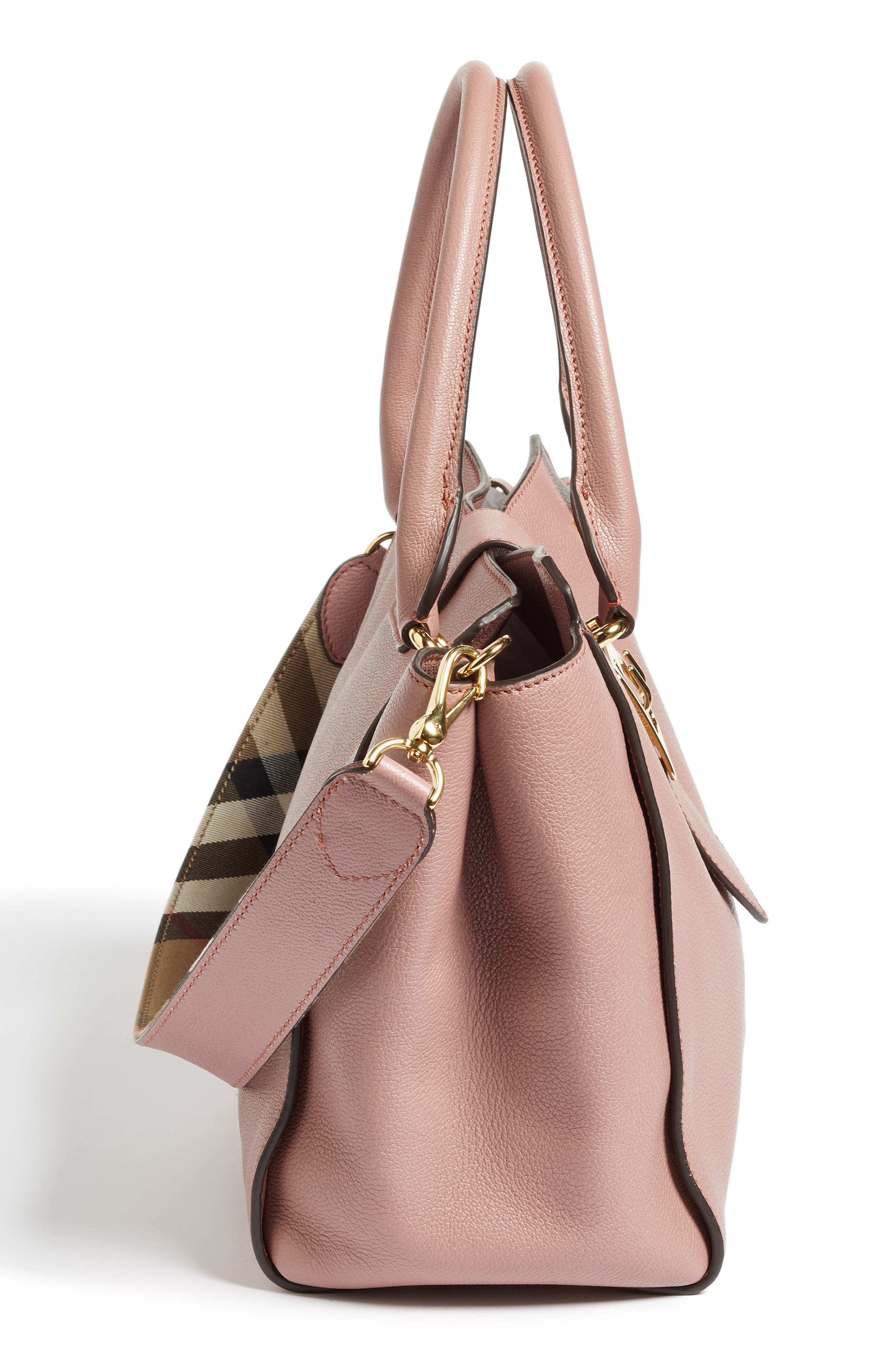 Alternate Image 5  - Burberry Medium Buckle Tote