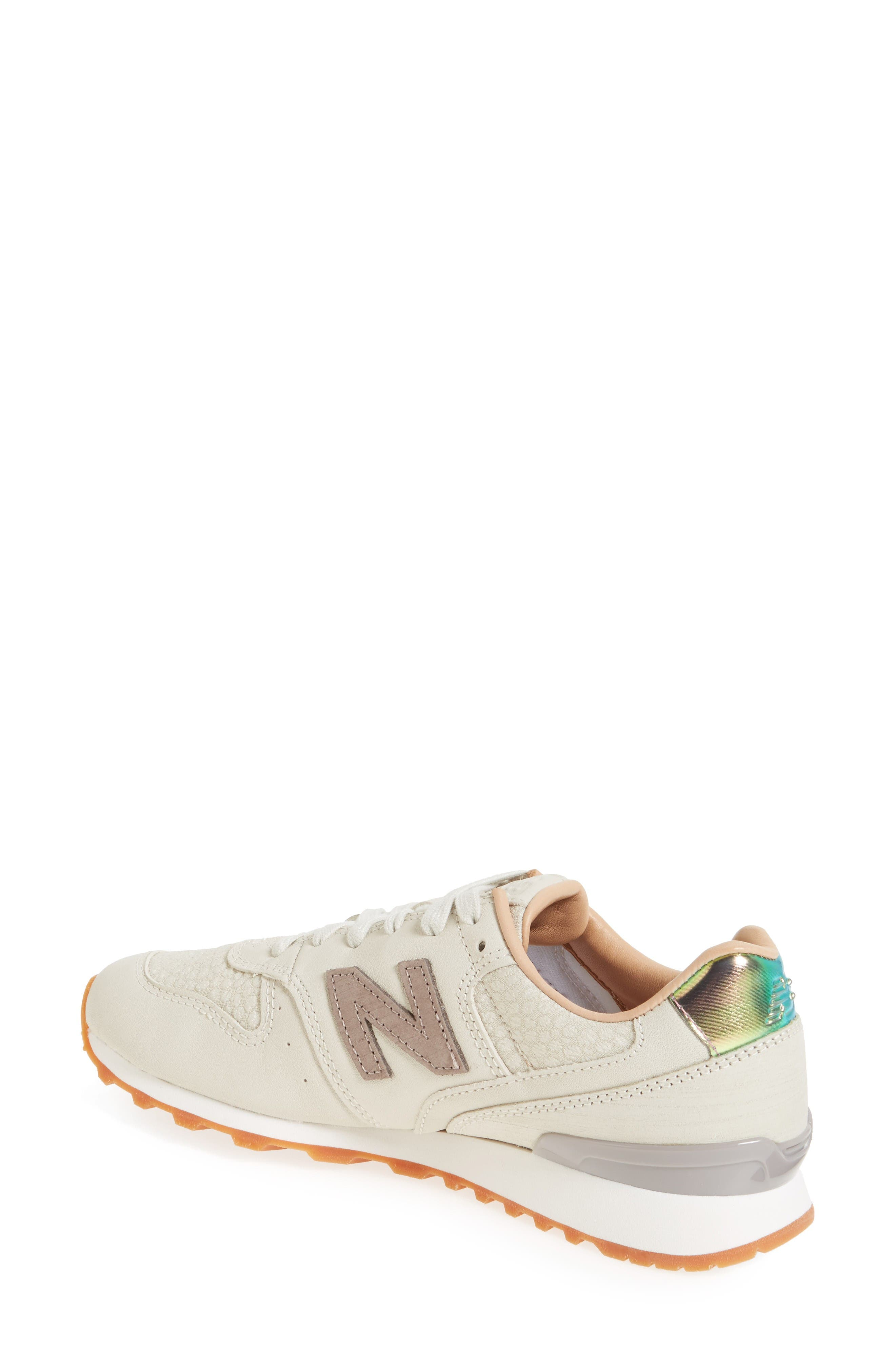 696 Sneaker,                             Alternate thumbnail 2, color,                             Powder