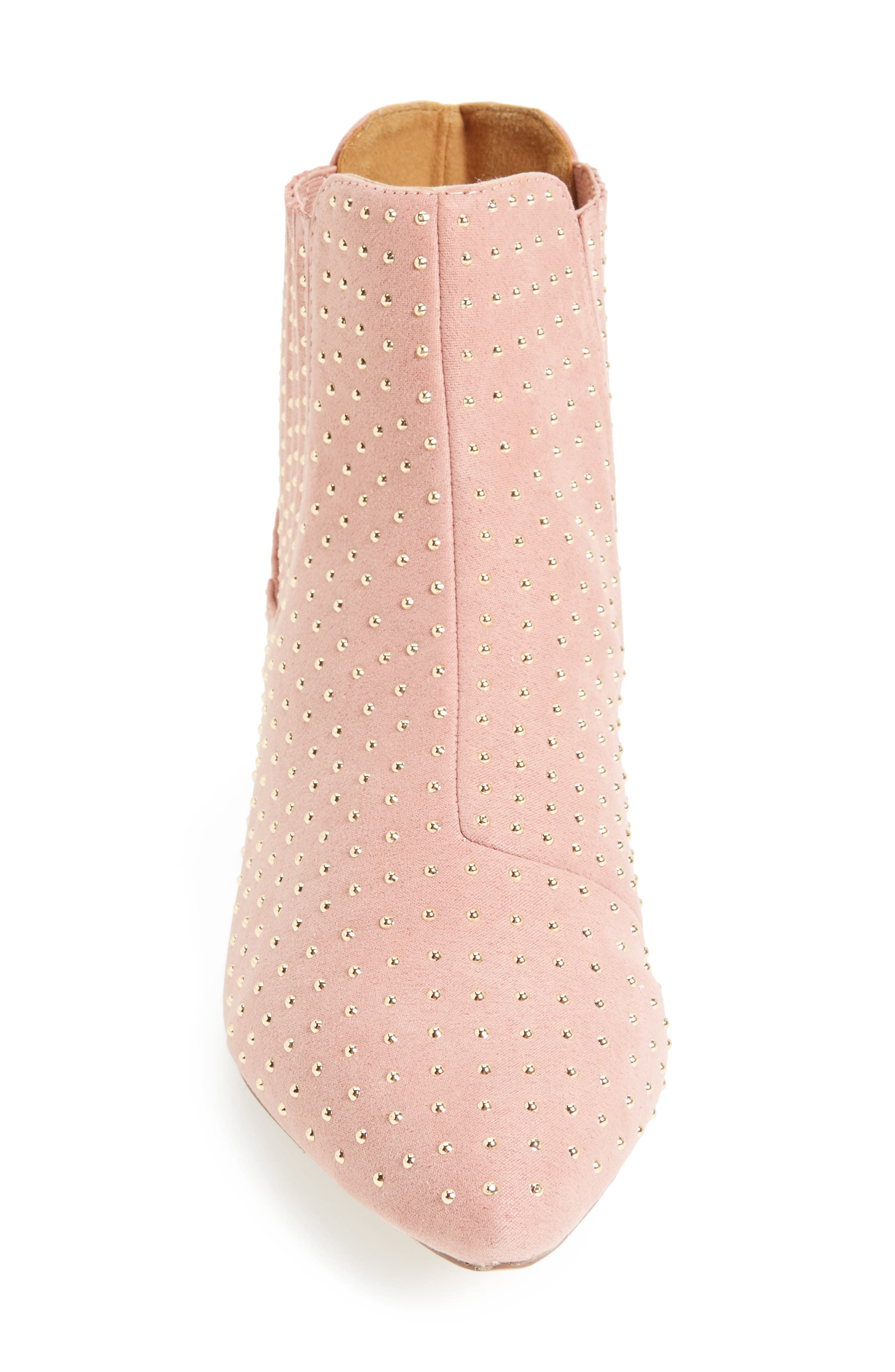 Alternate Image 3  - Topshop Killer Studded Chelsea Boot (Women)
