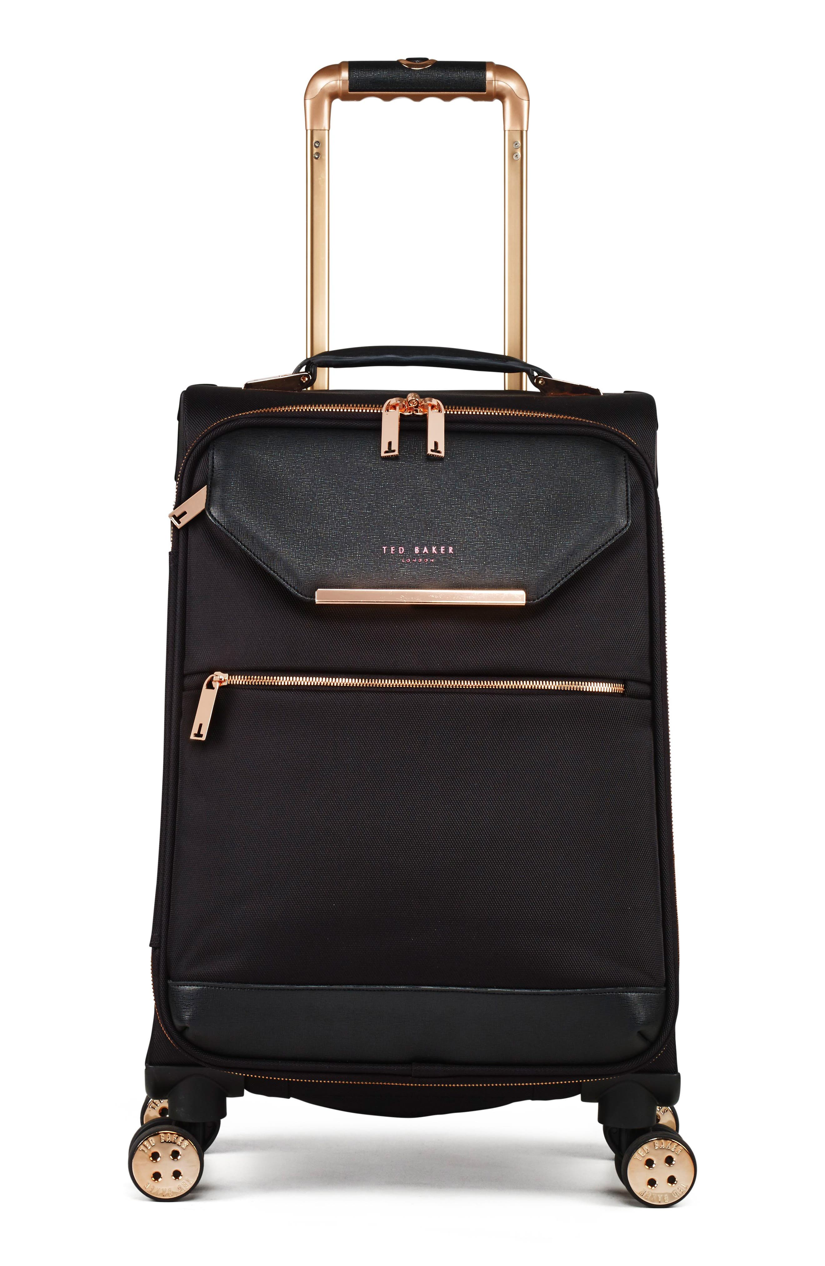 Alternate Image 1 Selected - Ted Baker London Trolley Packing Case (22 Inch)