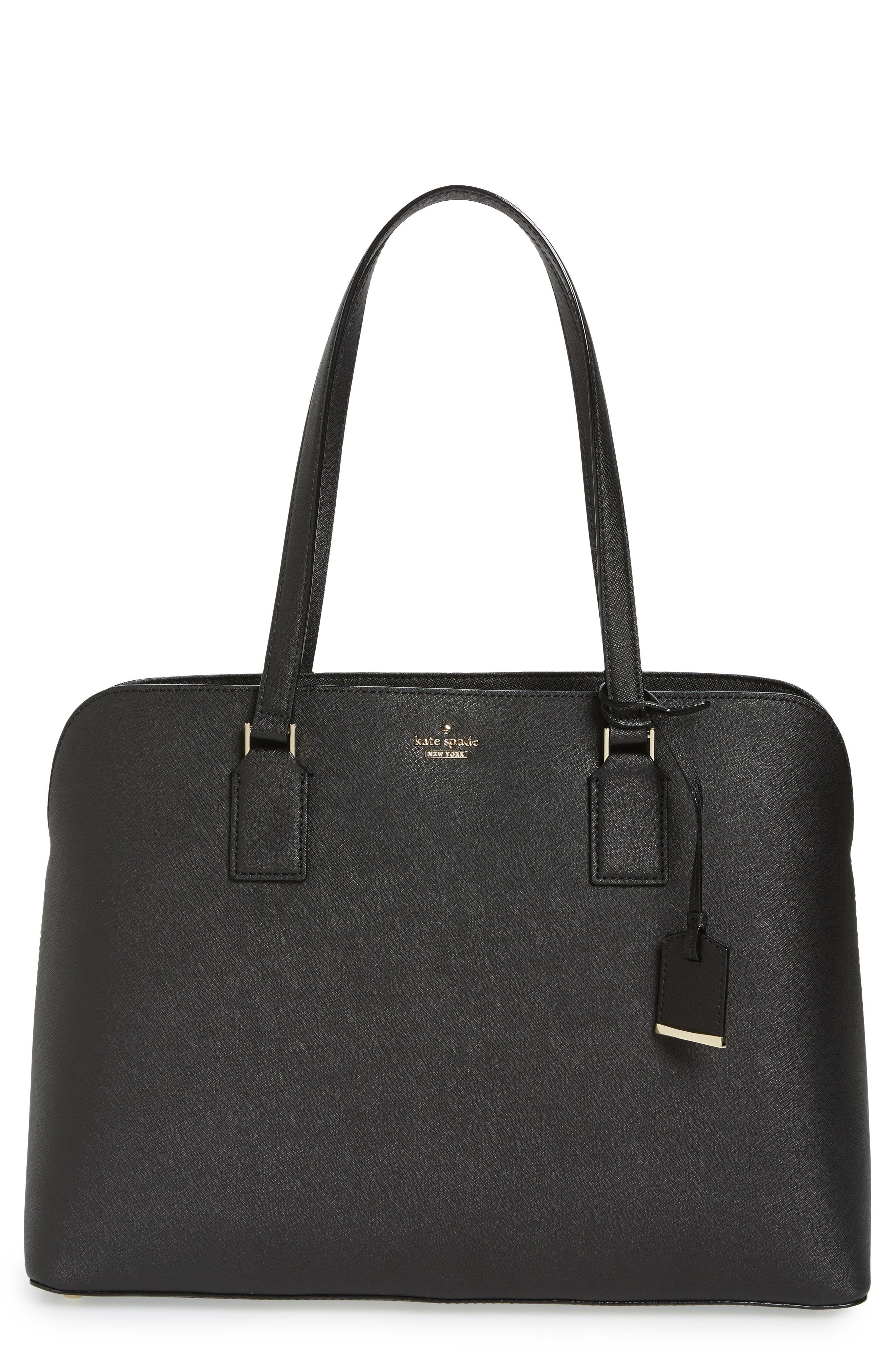 Alternate Image 1 Selected - kate spade new york cameron street - marybeth leather tote