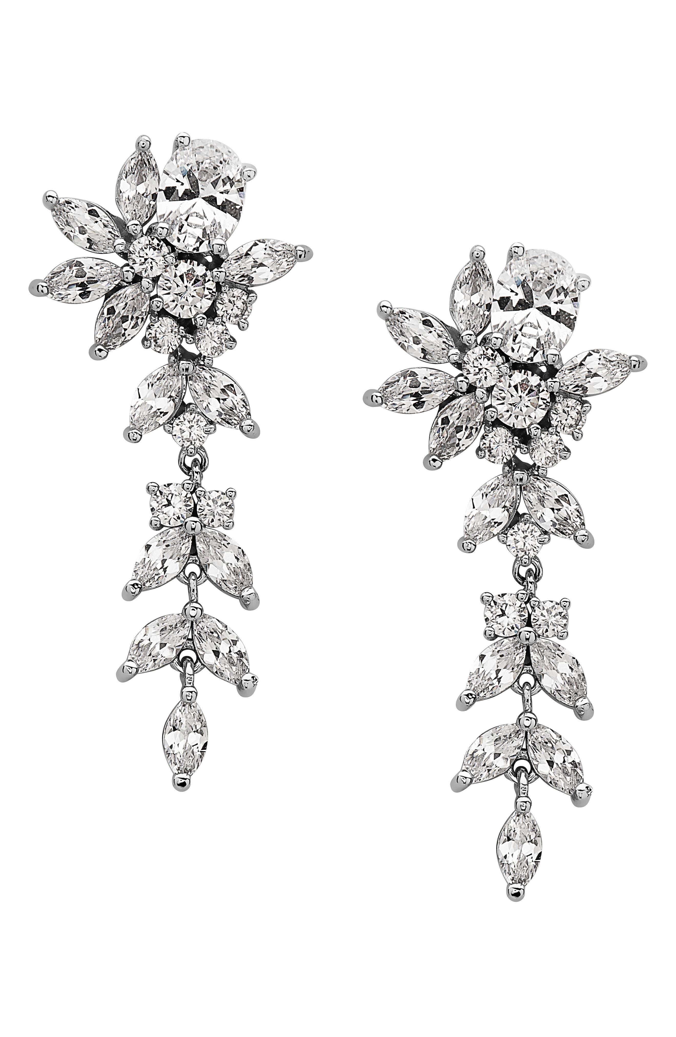 Nina Linear Earrings
