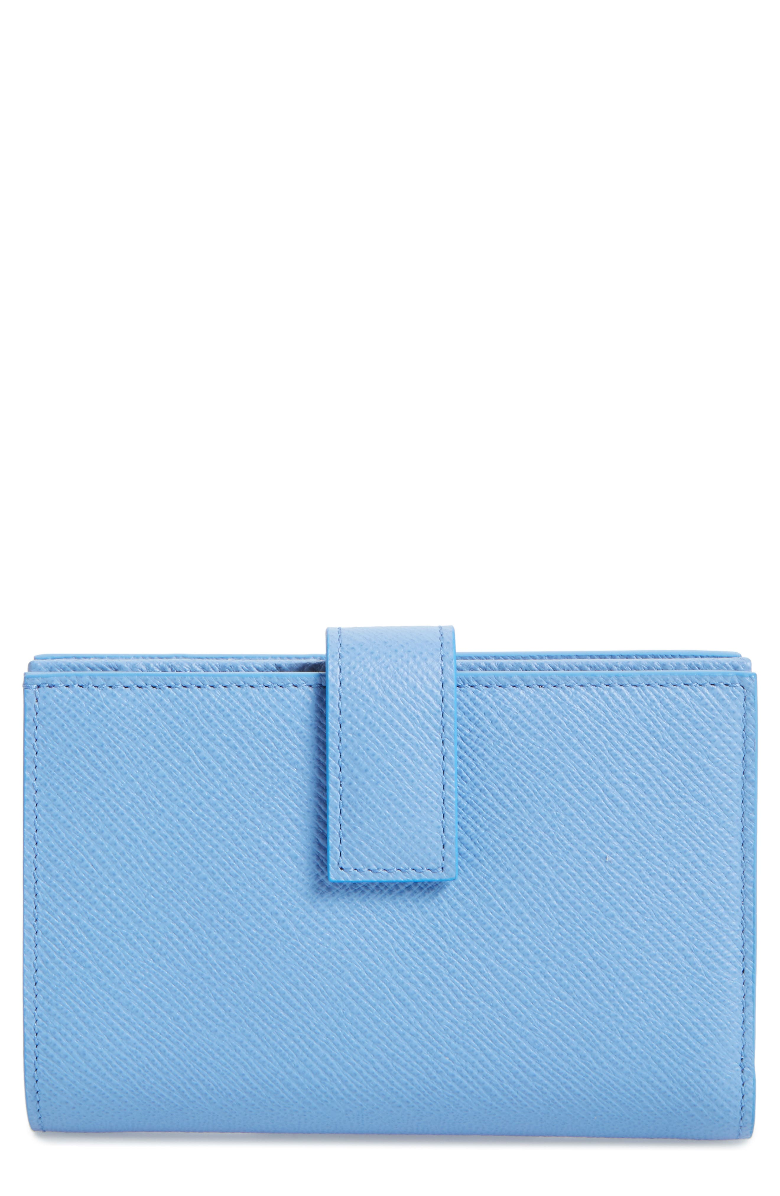 Main Image - Smythson 'Medium' Continental Wallet