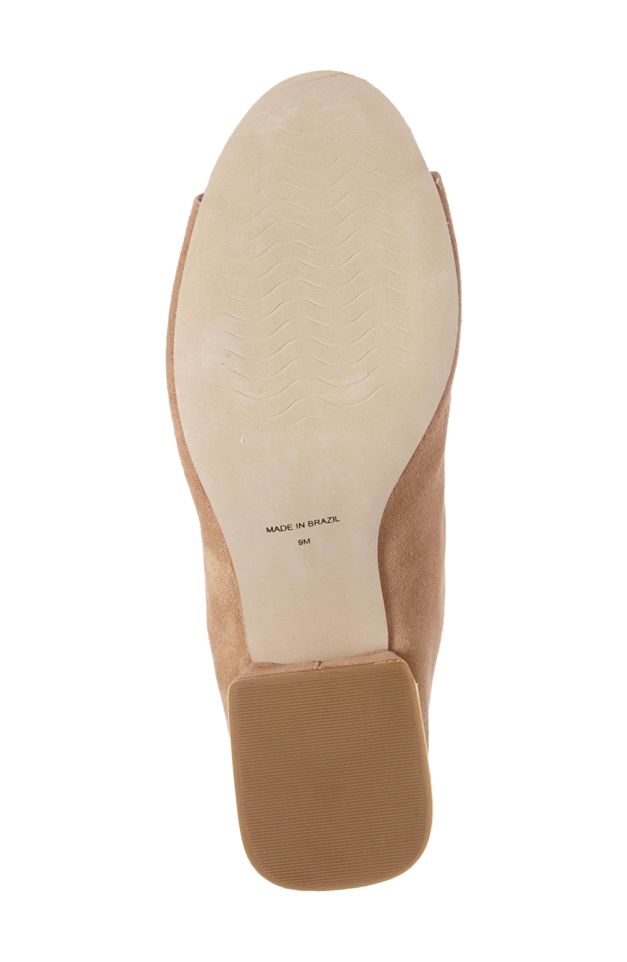 Alternate Image 4  - Matisse Misty Block Heel Mule (Women)