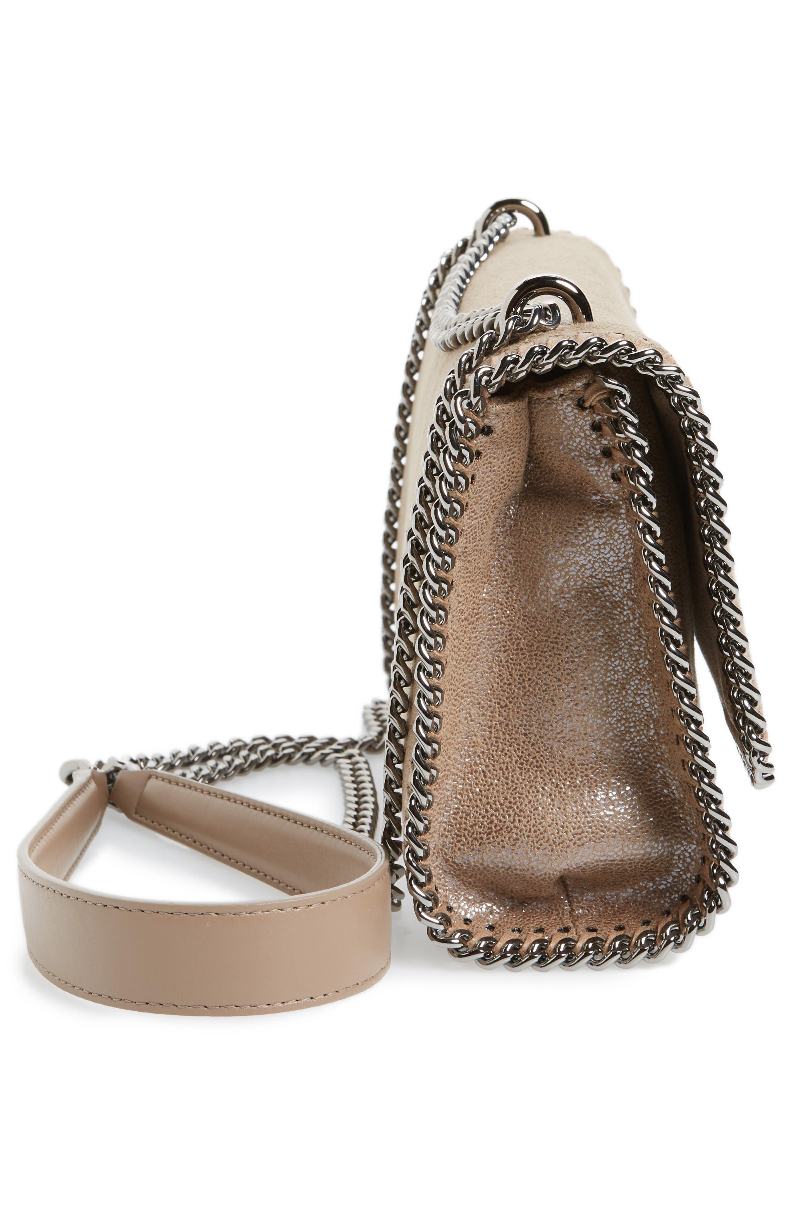 Alternate Image 4  - Stella McCartney Faux Leather Flap Shoulder Bag