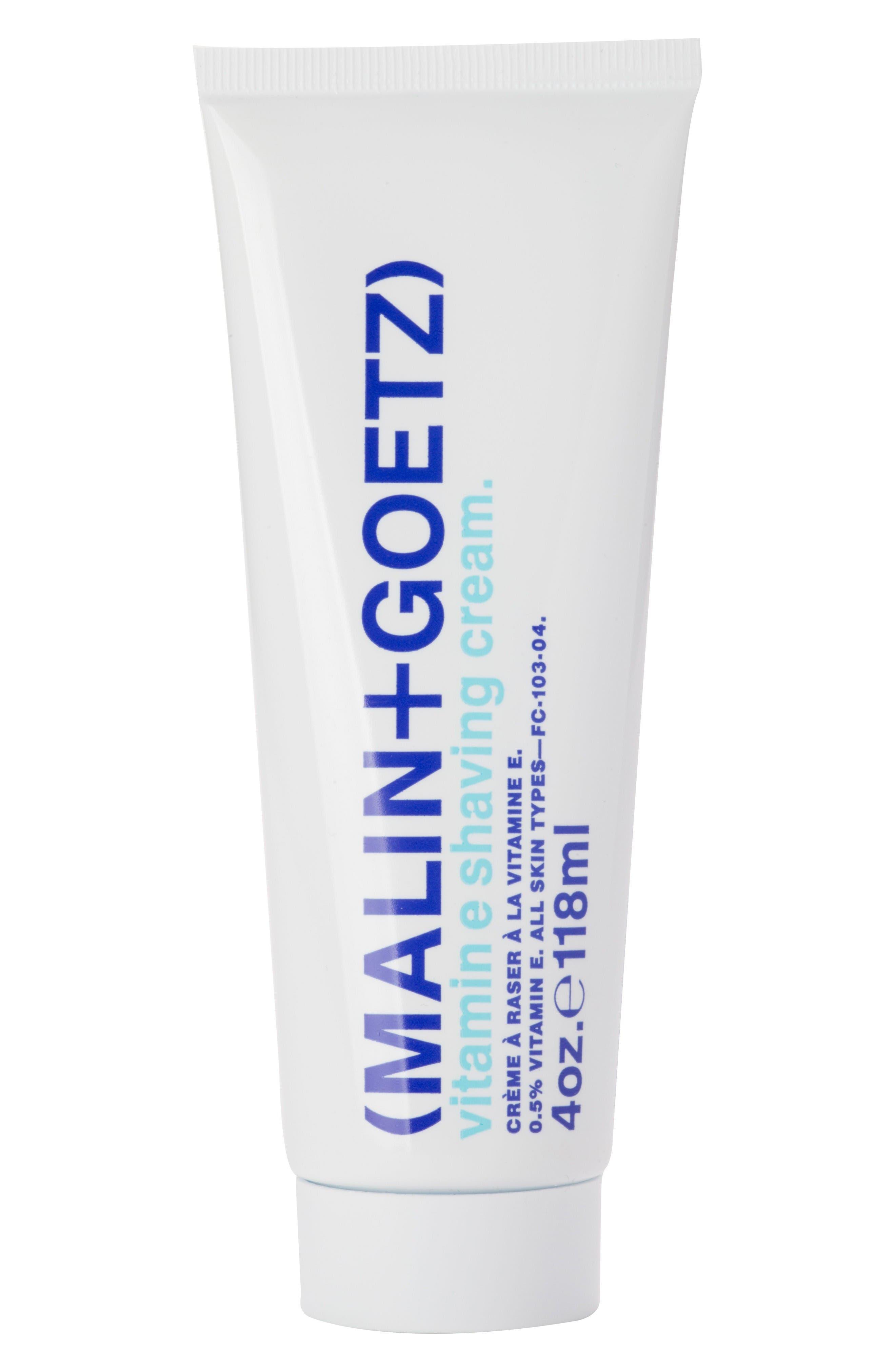 Main Image - MALIN+GOETZ Vitamin E Shaving Cream