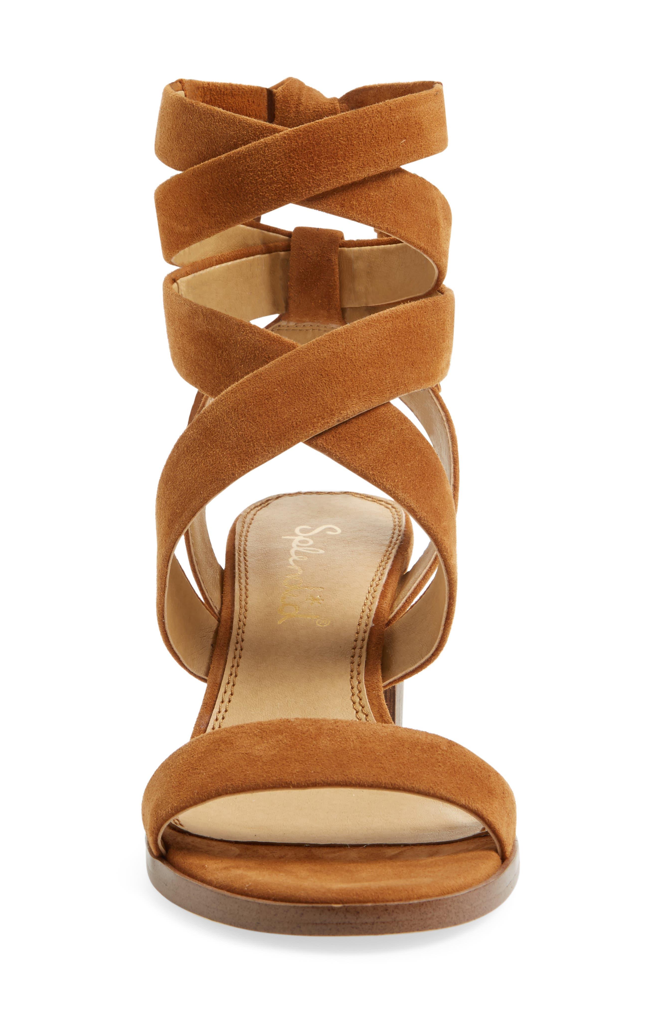 Alternate Image 3  - Splendid Janet Block Heel Sandal (Women)