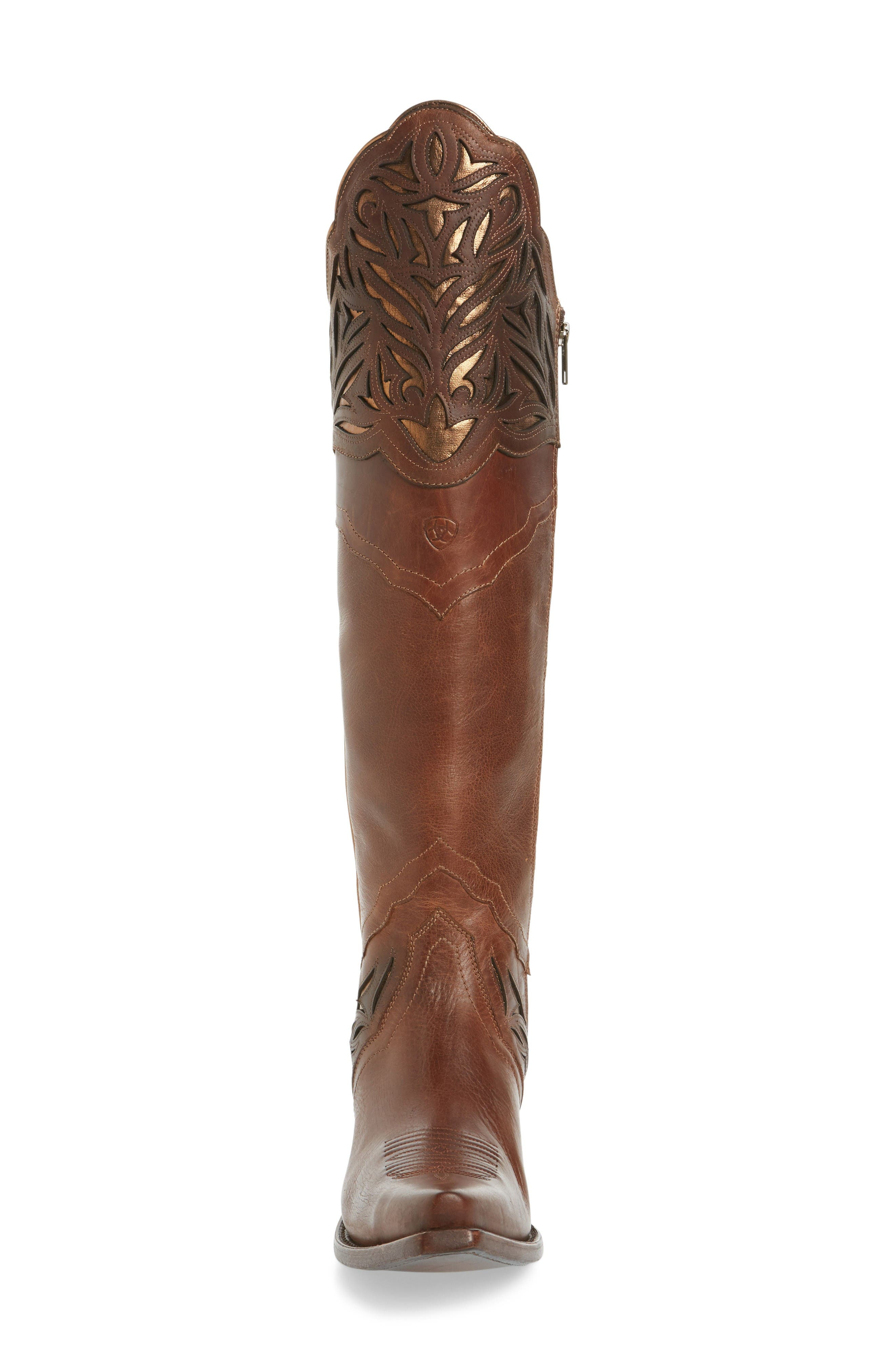 Alternate Image 3  - Ariat Chaparral Over the Knee Western Boot (Women)