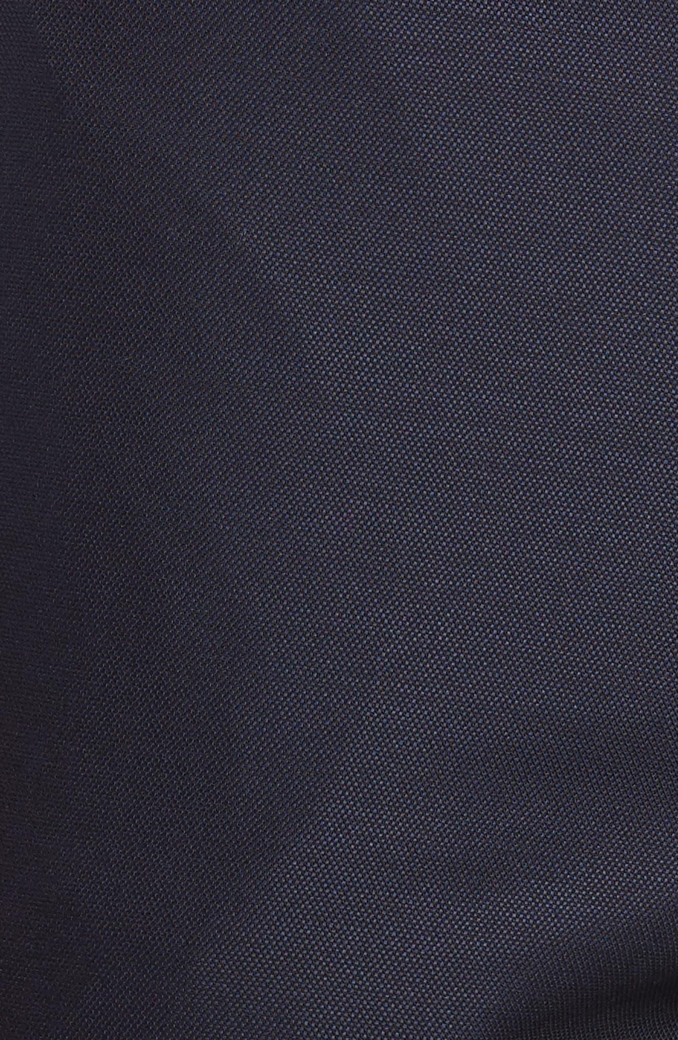 Alternate Image 5  - Bensol Pin Dot Wool Trousers