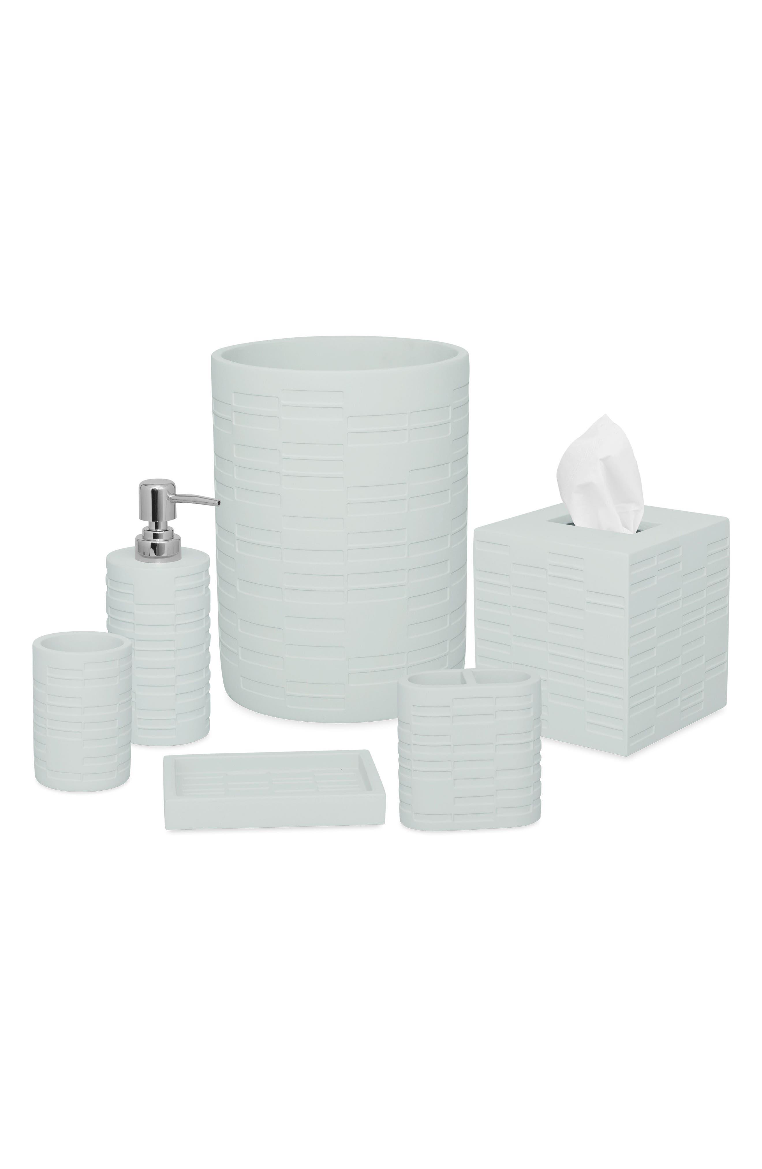 Alternate Image 2  - DKNY High Rise Tissue Box Cover