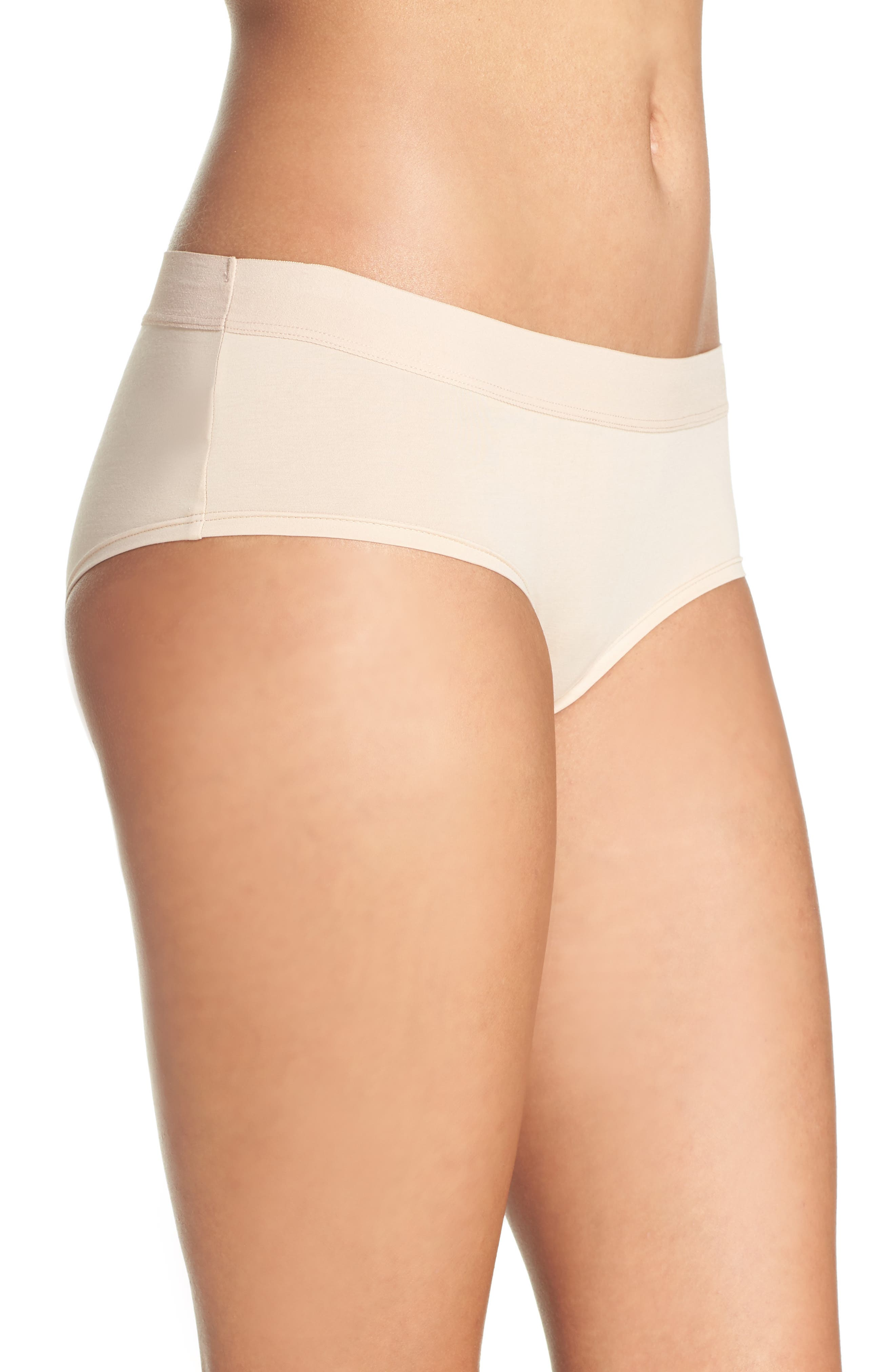 Alternate Image 3  - DKNY Hipster Panties (3 for $33)