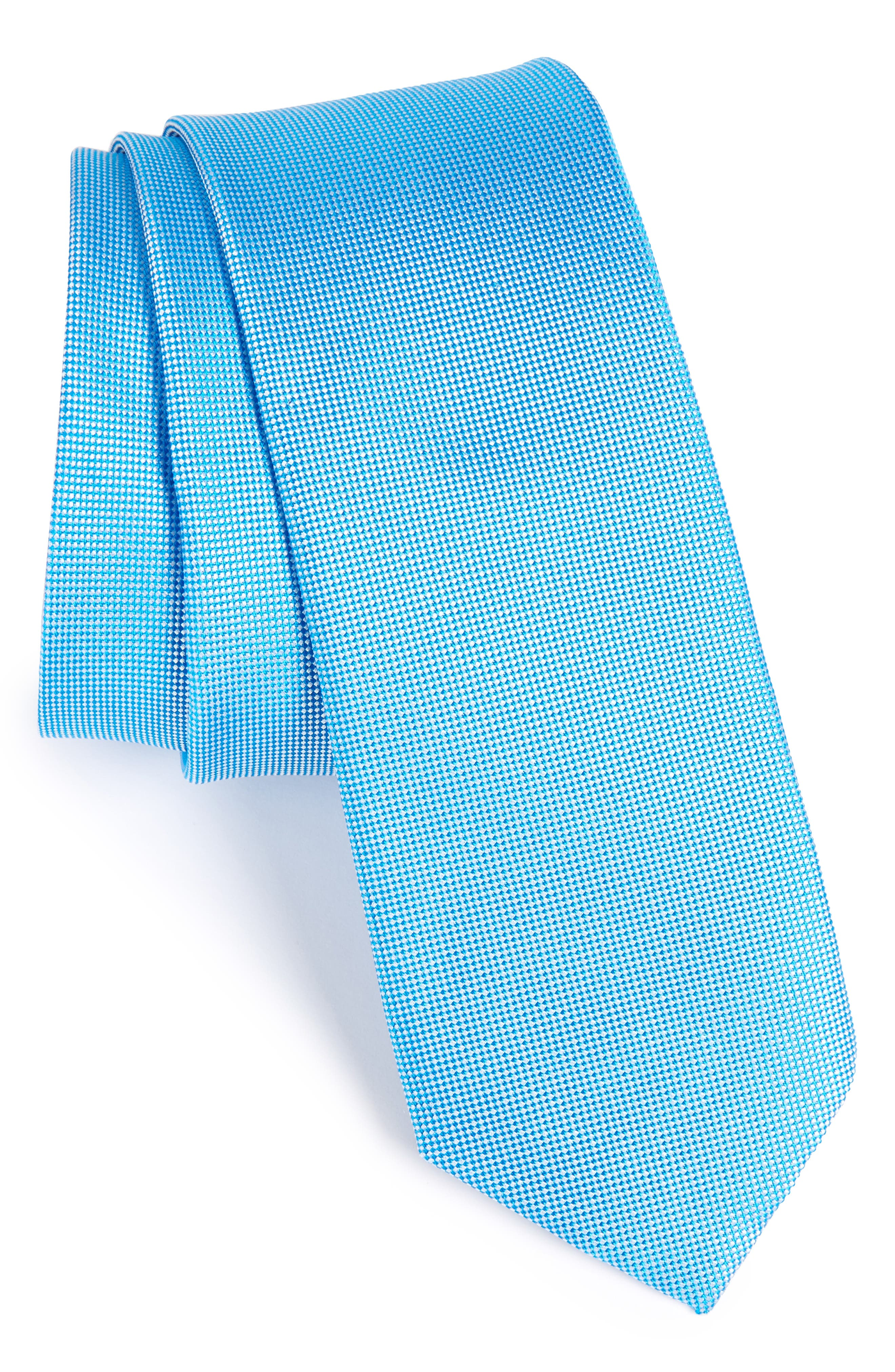 Alternate Image 1 Selected - Nordstrom Men's Shop Foley Silk Tie