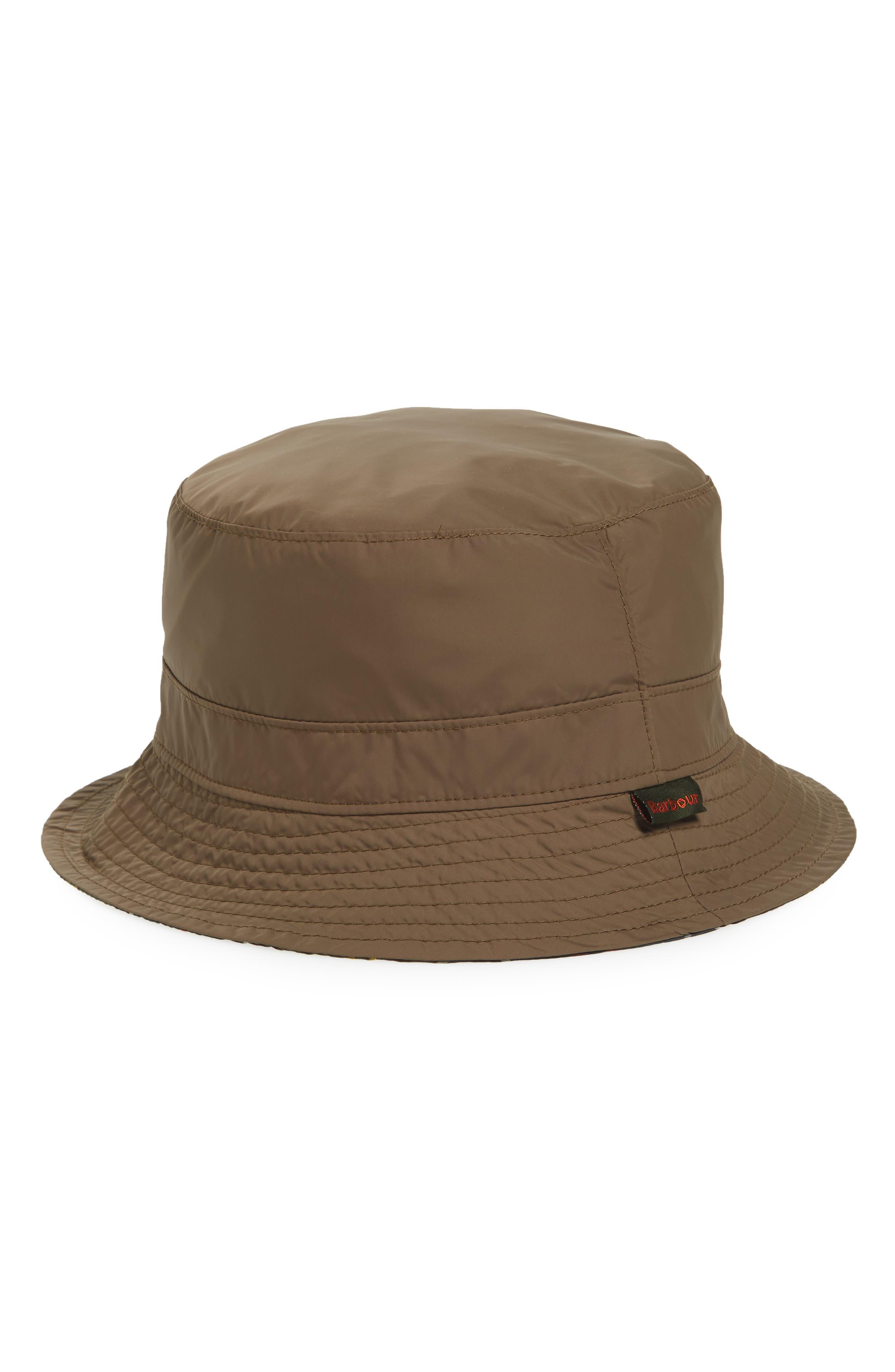 Alternate Image 2  - Barbour Reversible Bucket Hat