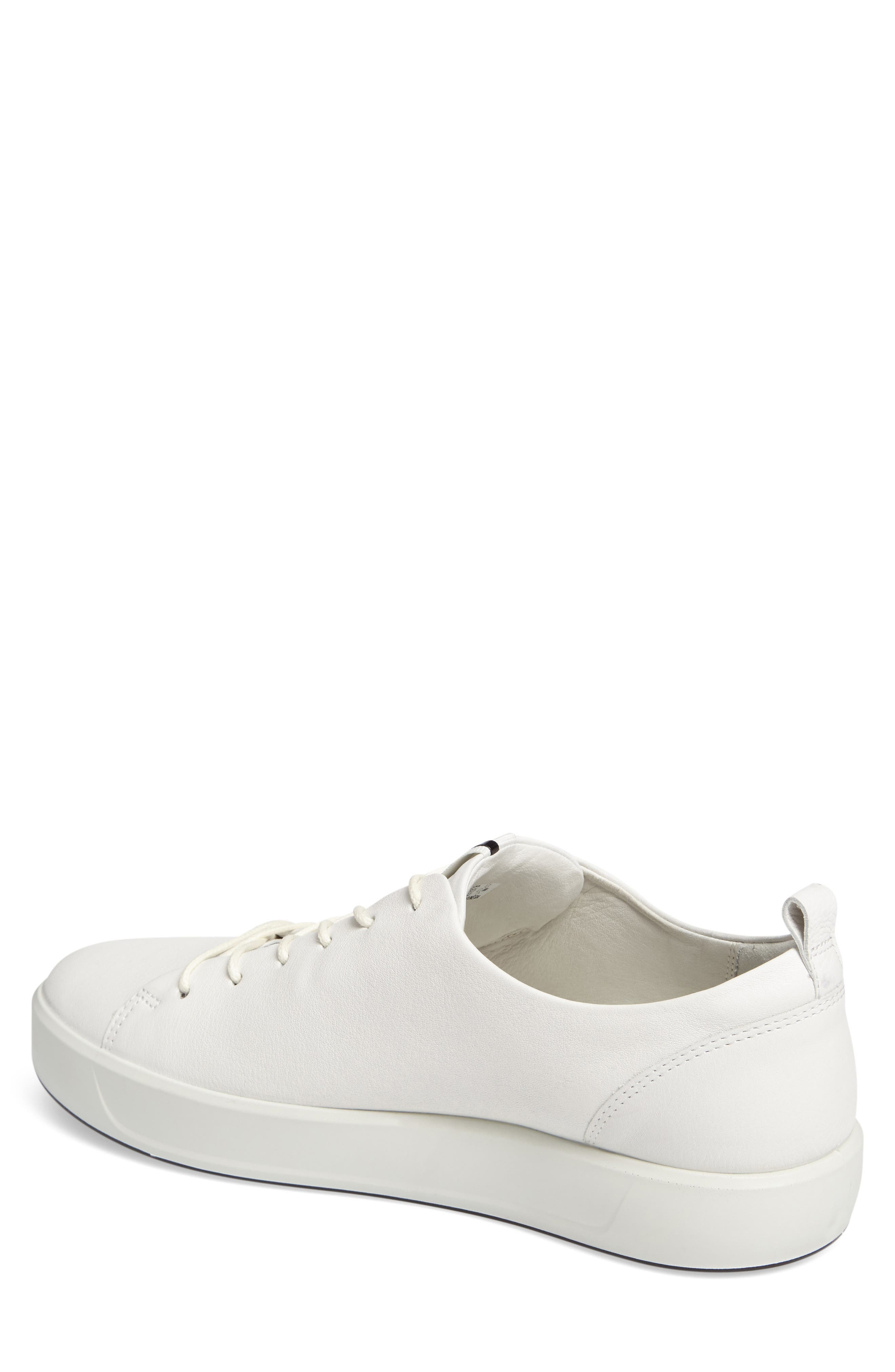 Alternate Image 2  - ECCO Soft 8 Sneaker (Men)