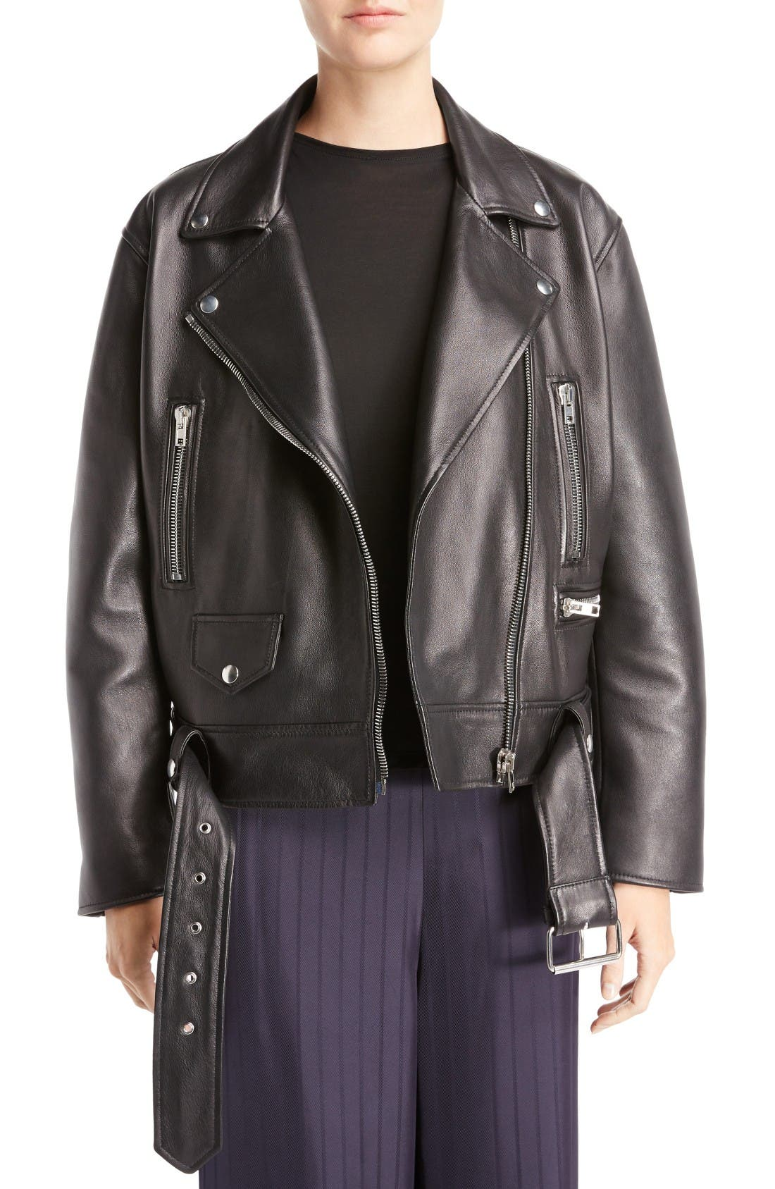 Merlyn Main Jacket,                         Main,                         color, Black