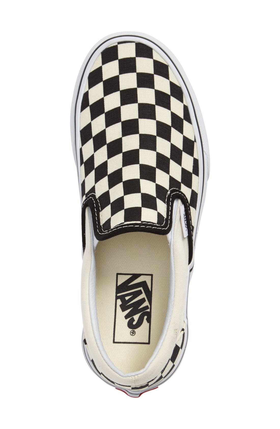 Alternate Image 3  - Vans Classic Sneaker (Women)