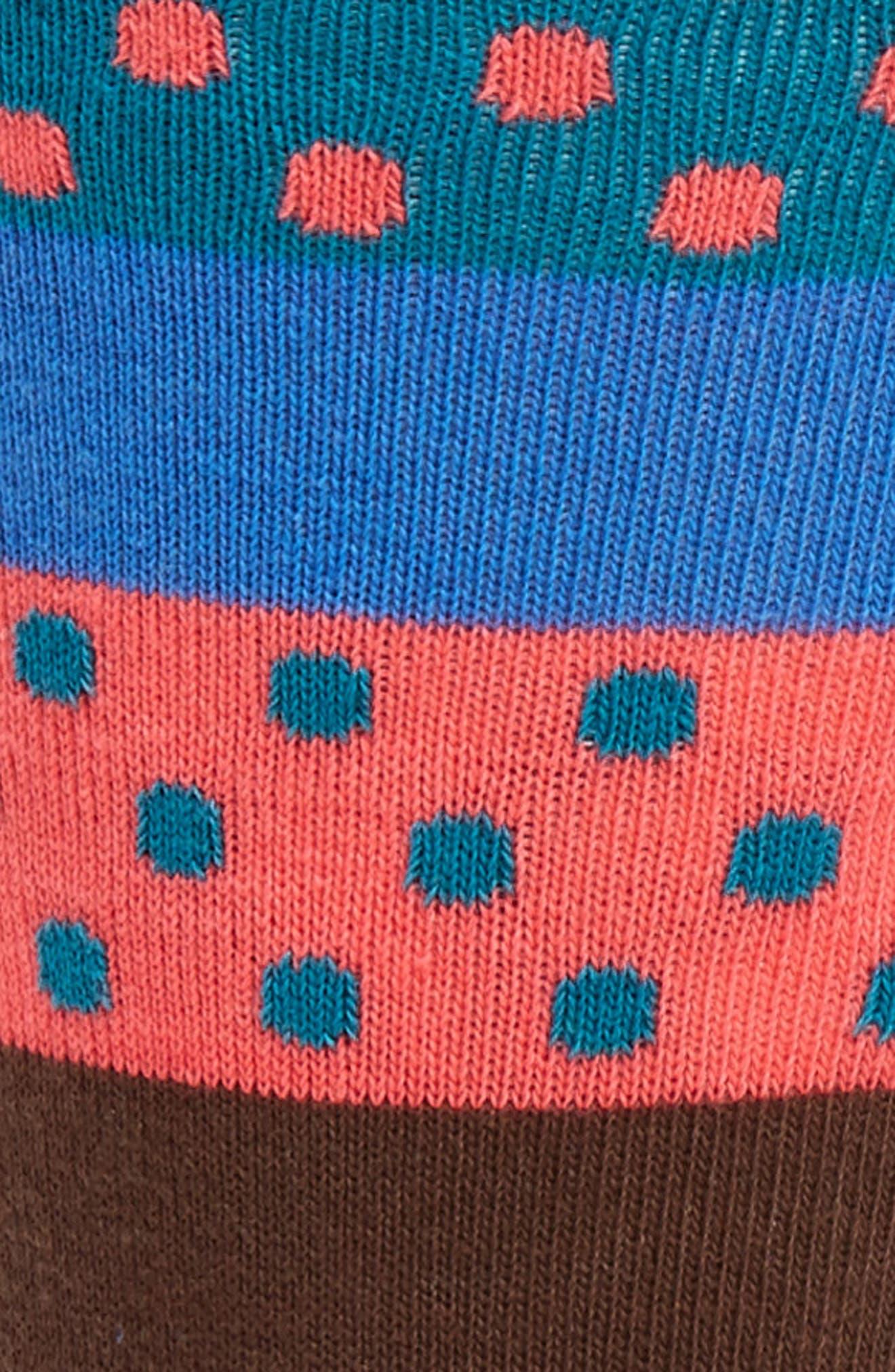 Alternate Image 2  - Happy Socks Stripe Socks (3 for $30)