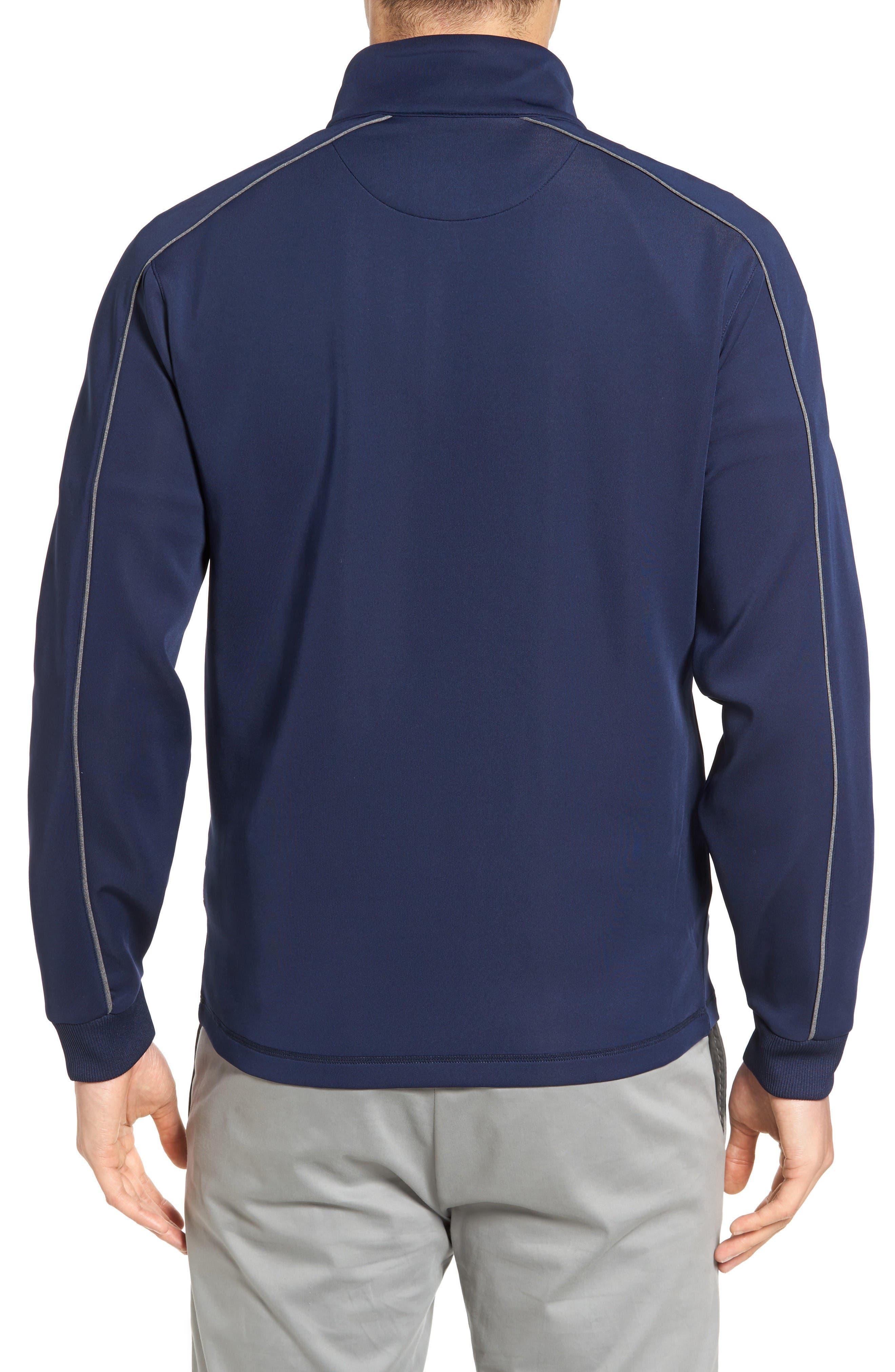 Alternate Image 2  - Bobby Jones Tech Quarter Zip Pullover