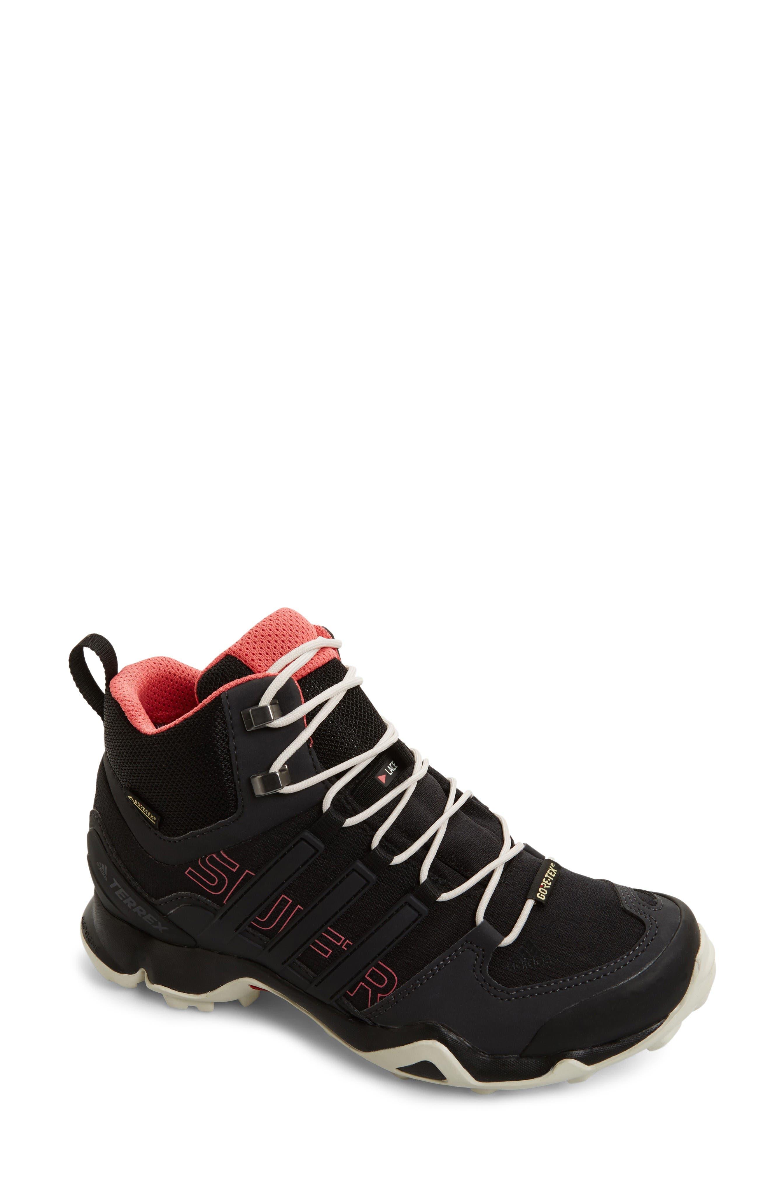 Alternate Image 1 Selected - adidas Terrex Swift R GTX Mid Hiking Boot (Women)