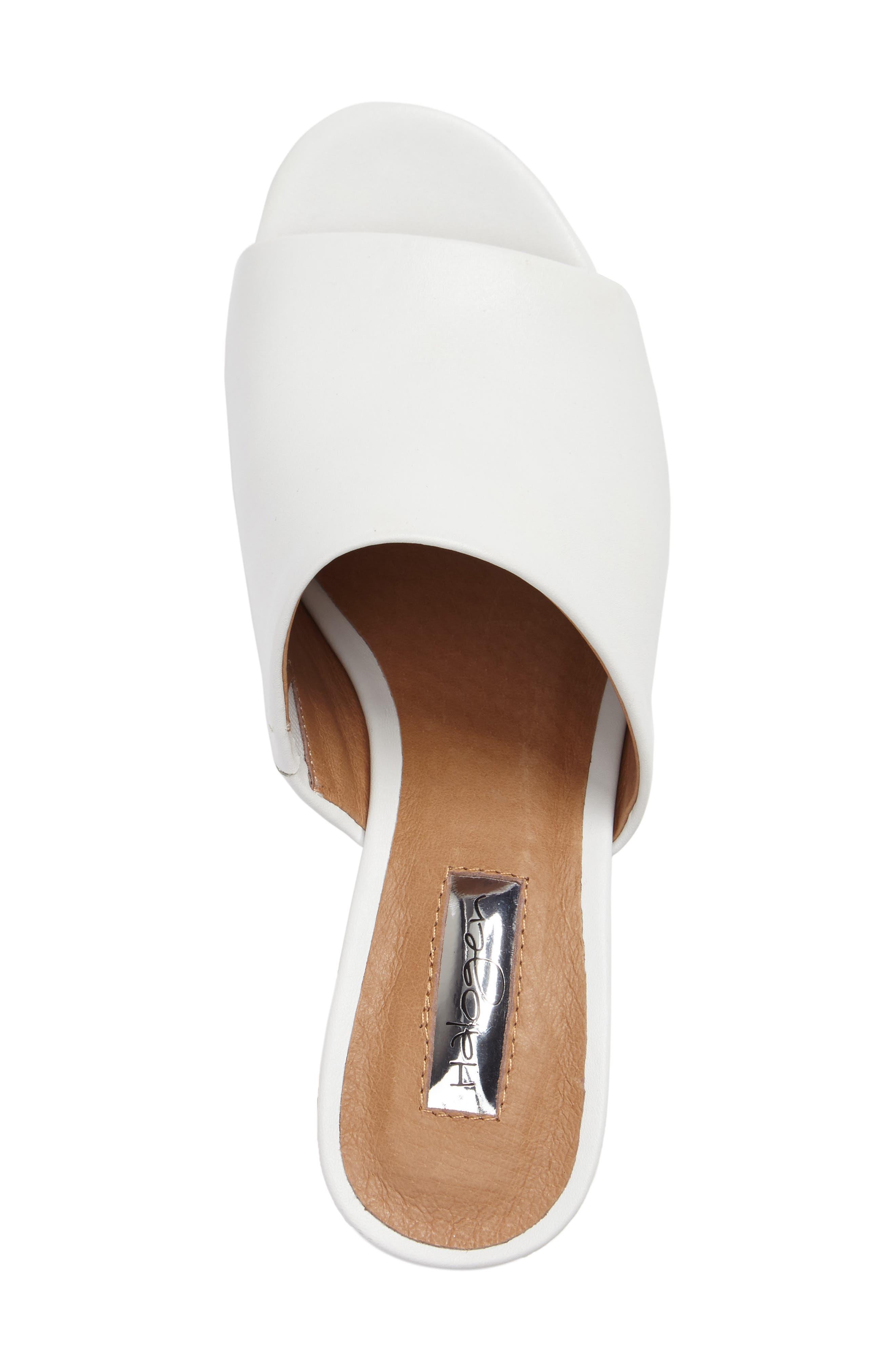 Alternate Image 3  - Halogen® Freda Slide Sandal (Women)