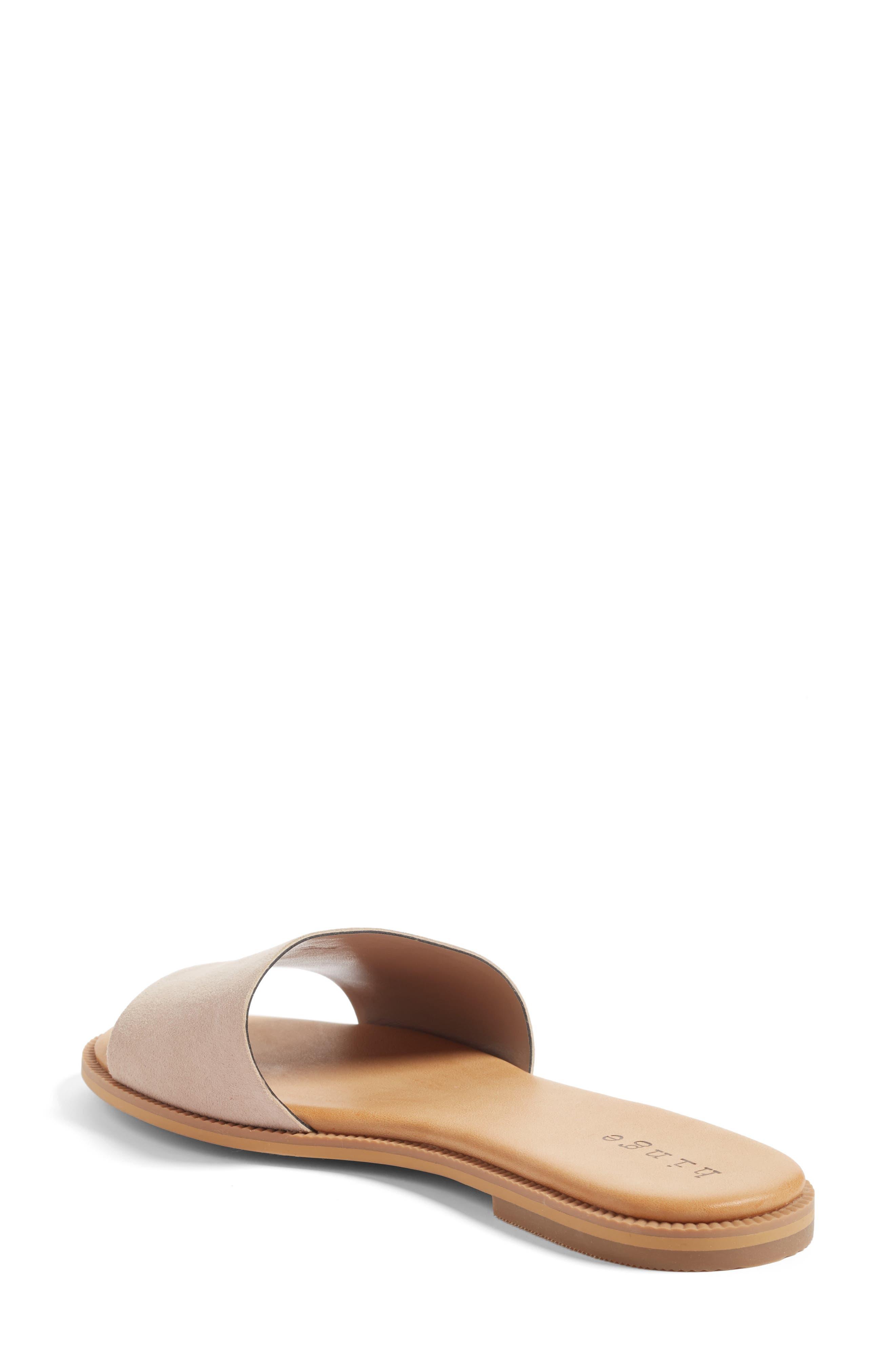 Alternate Image 2  - Hinge 'Mere' Flat Slide Sandal (Women)