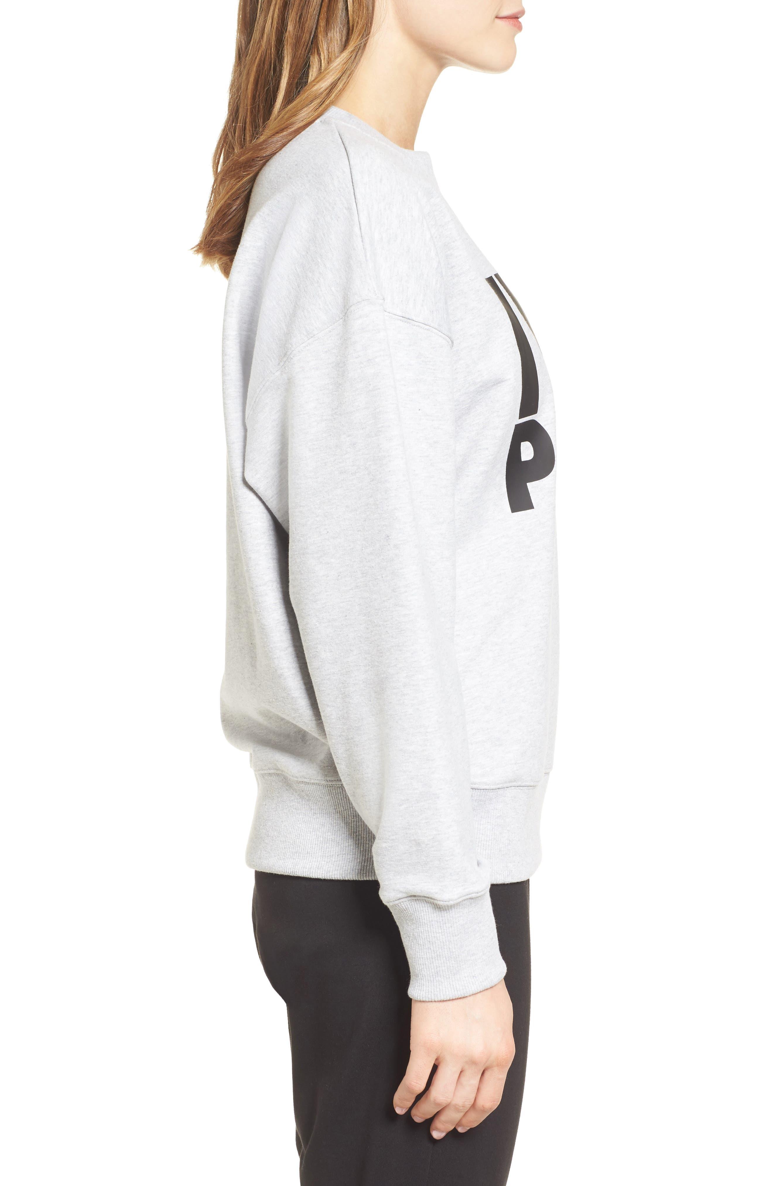 Alternate Image 3  - IVY PARK® Logo Sweatshirt