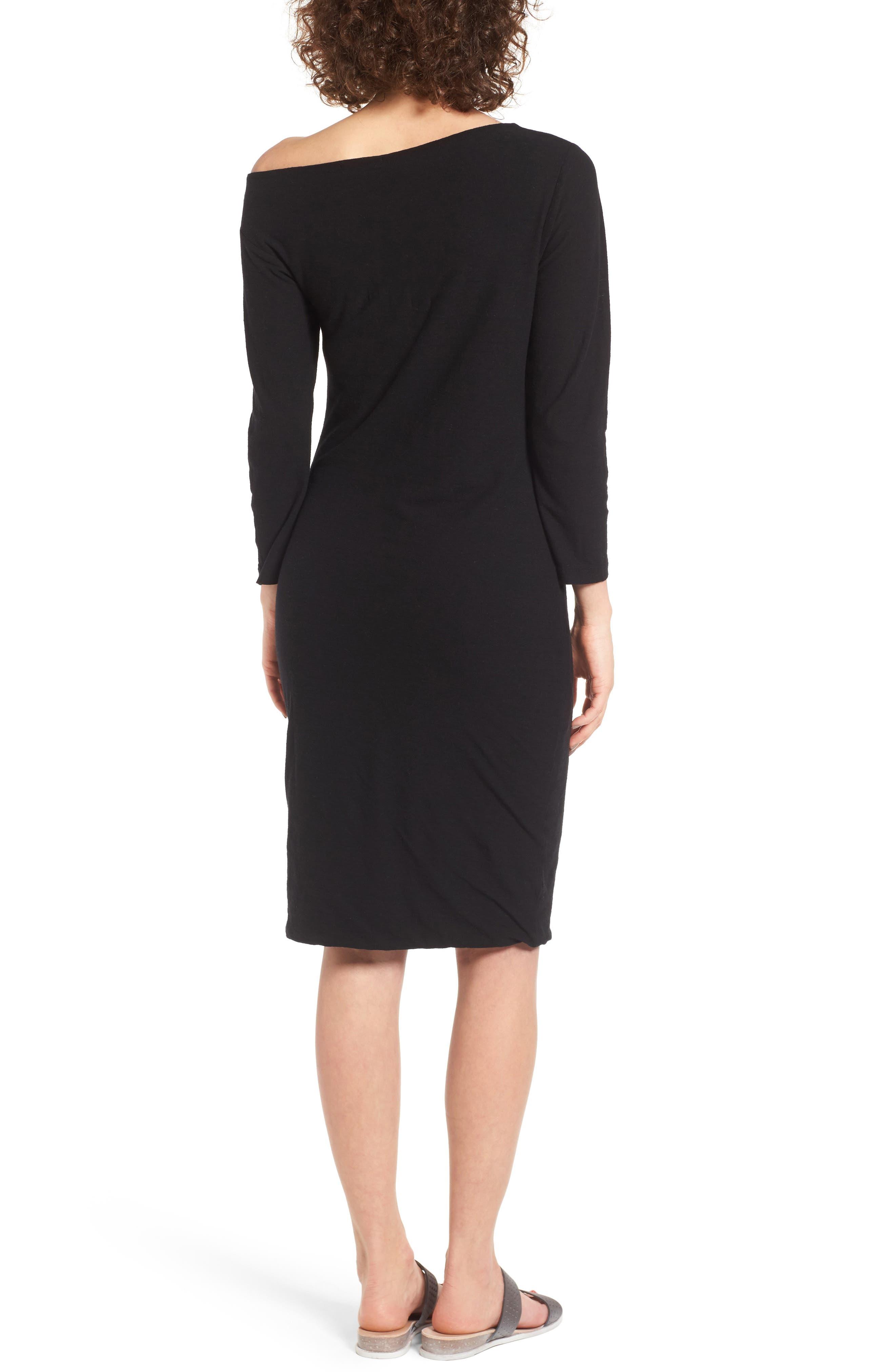 Alternate Image 2  - James Perse Off the Shoulder Dress