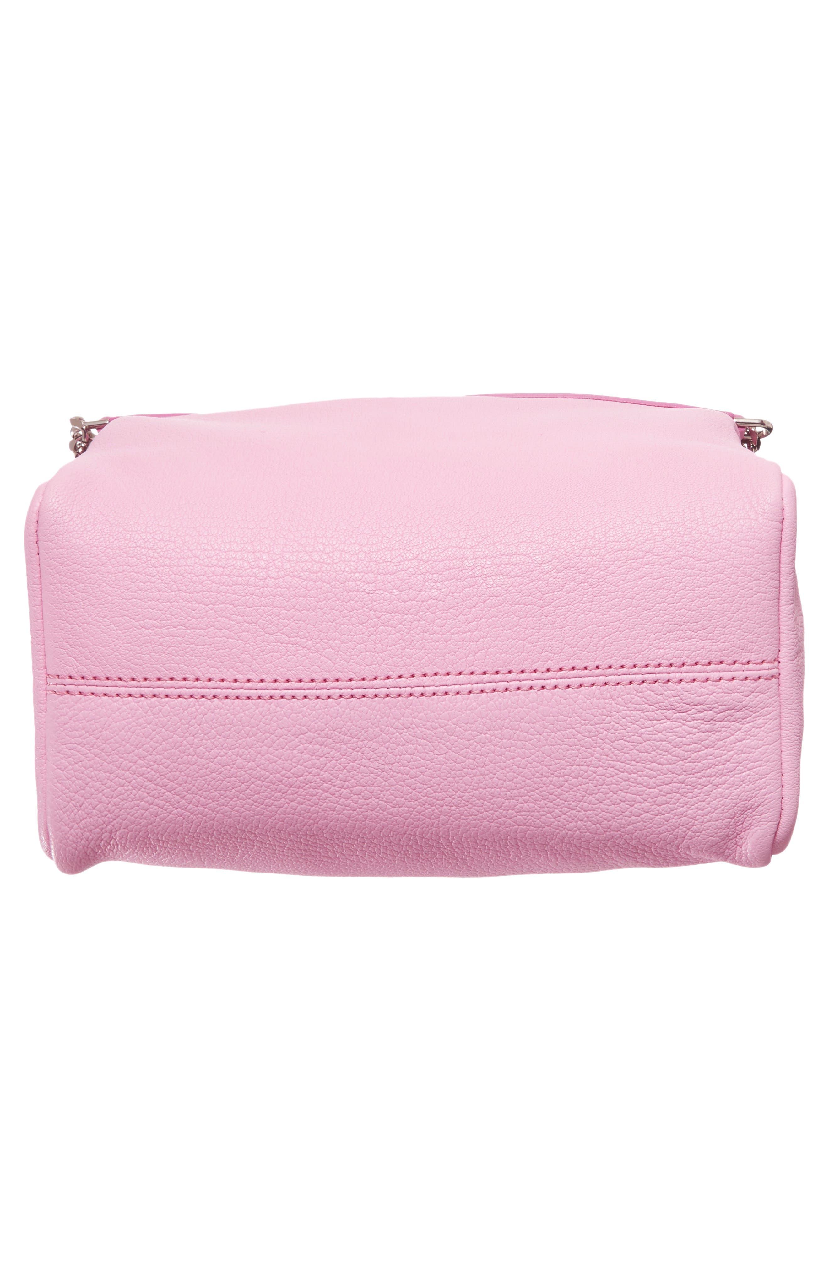 Alternate Image 5  - Givenchy Mini Pandora Sugar Leather Shoulder Bag