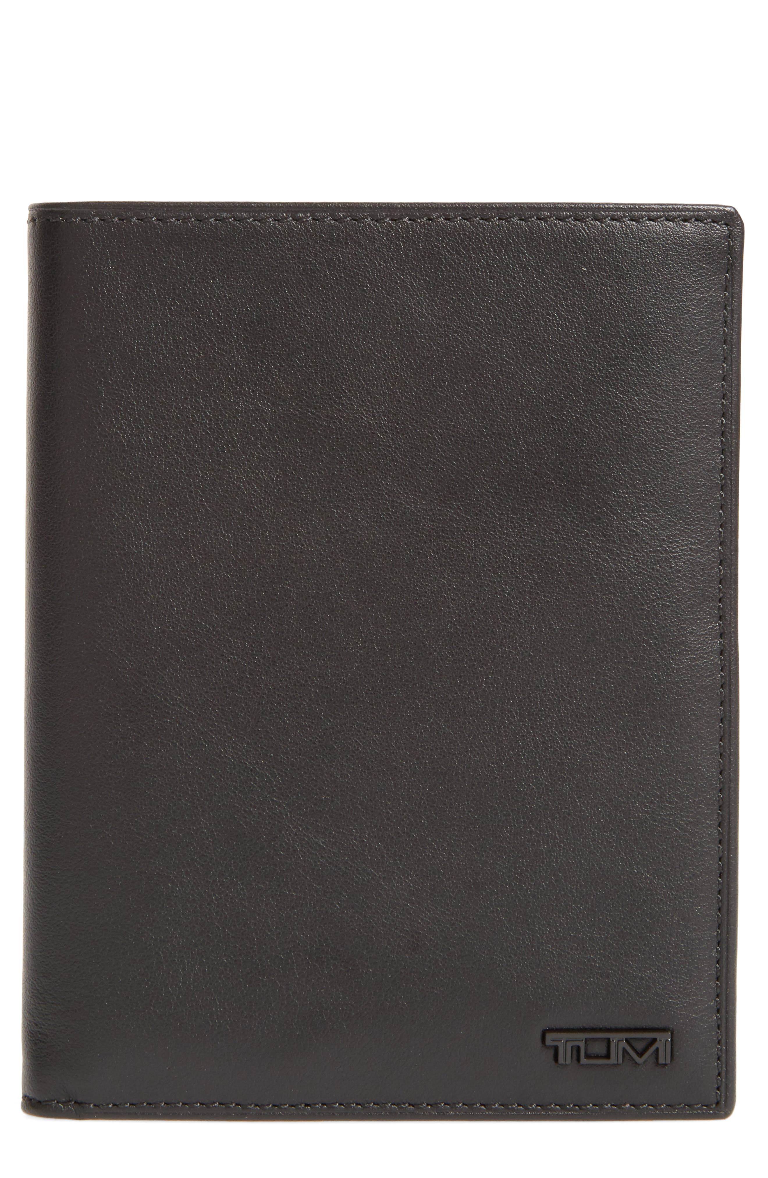 Alternate Image 1 Selected - Tumi Delta Passport Case