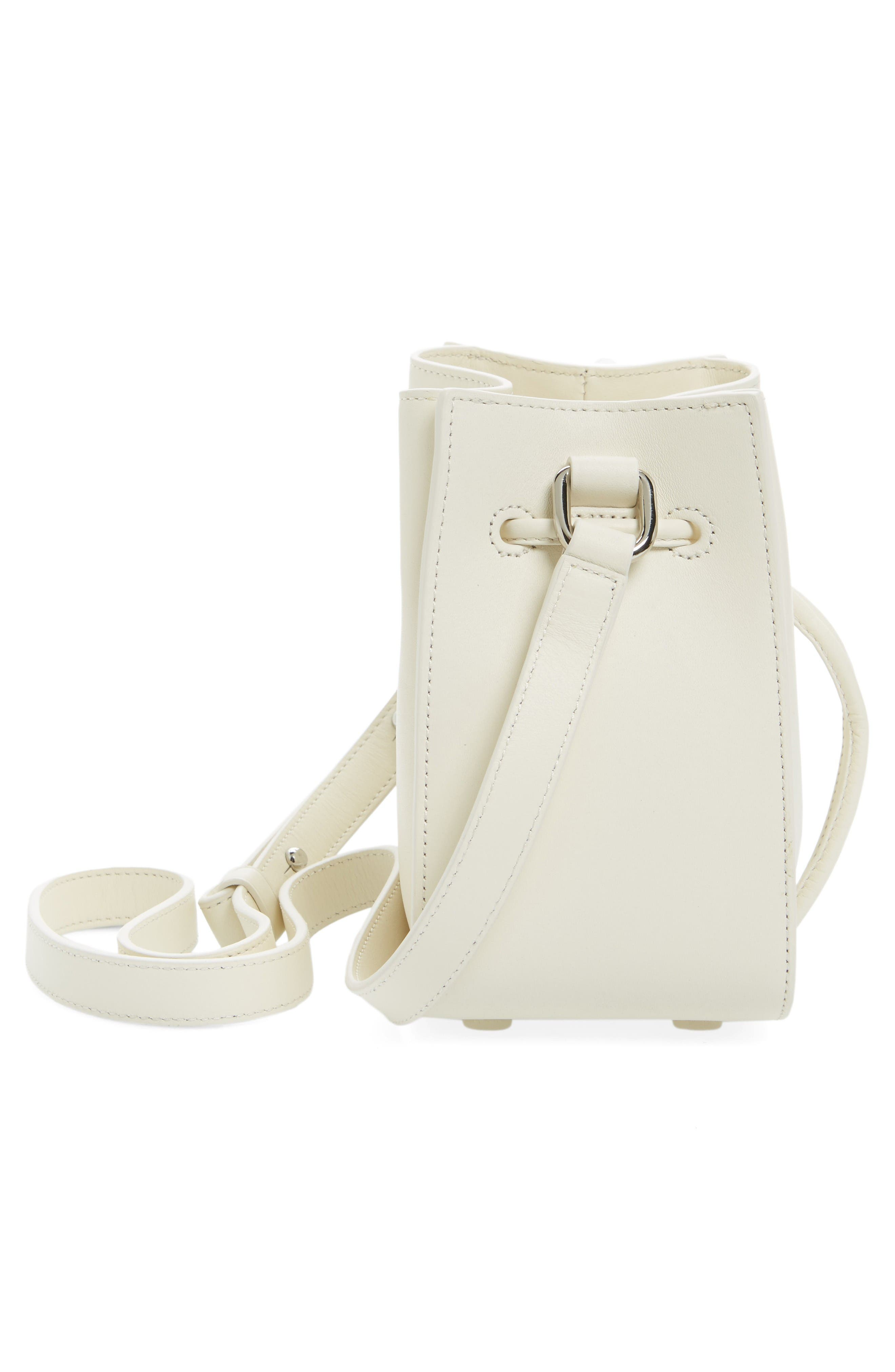 Alternate Image 4  - 3.1 Phillip Lim Mini Soleil Leather Bucket Bag