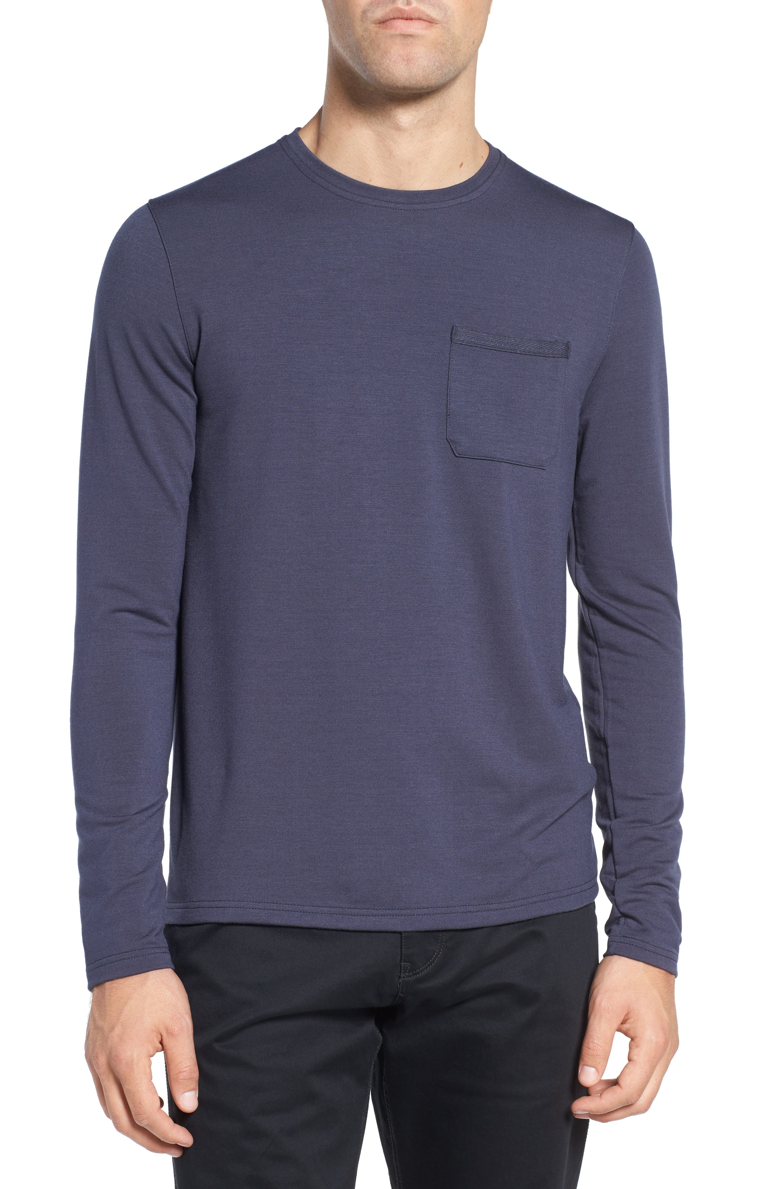 W.R.K Bona Pocket T-Shirt