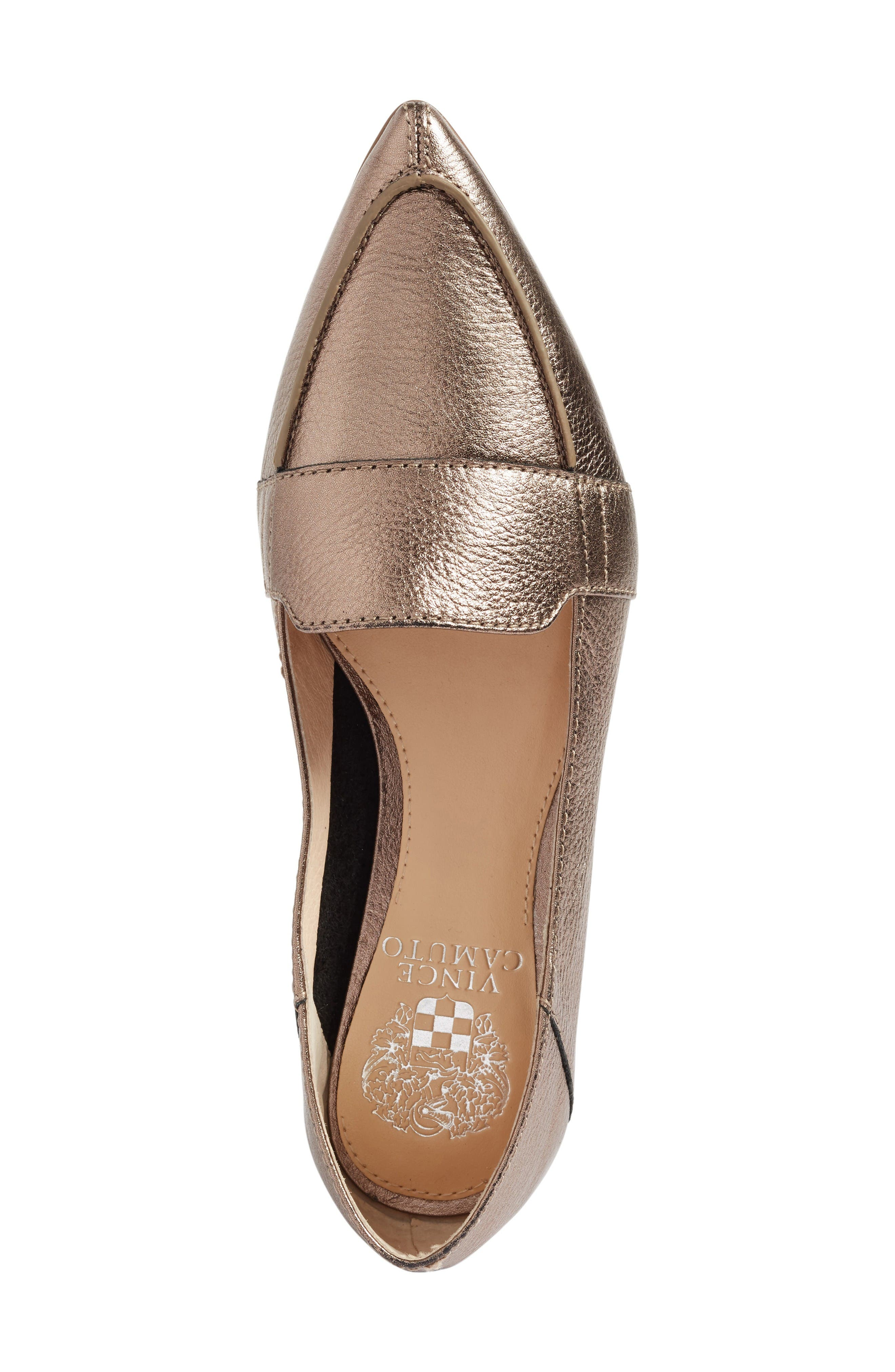 Alternate Image 3  - Vince Camuto Maita Pointy Toe Flat (Women) (Nordstrom Exclusive)