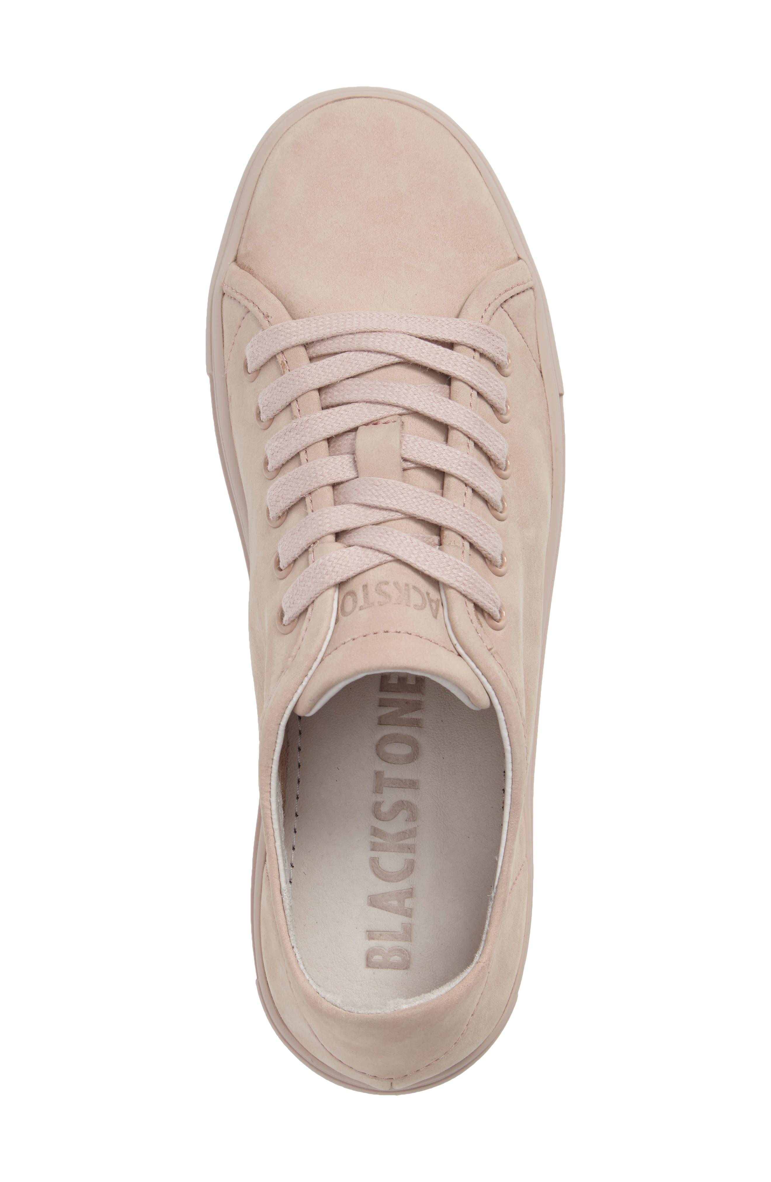 NL33 Sneaker,                             Alternate thumbnail 3, color,                             Dusty Rose Nubuck