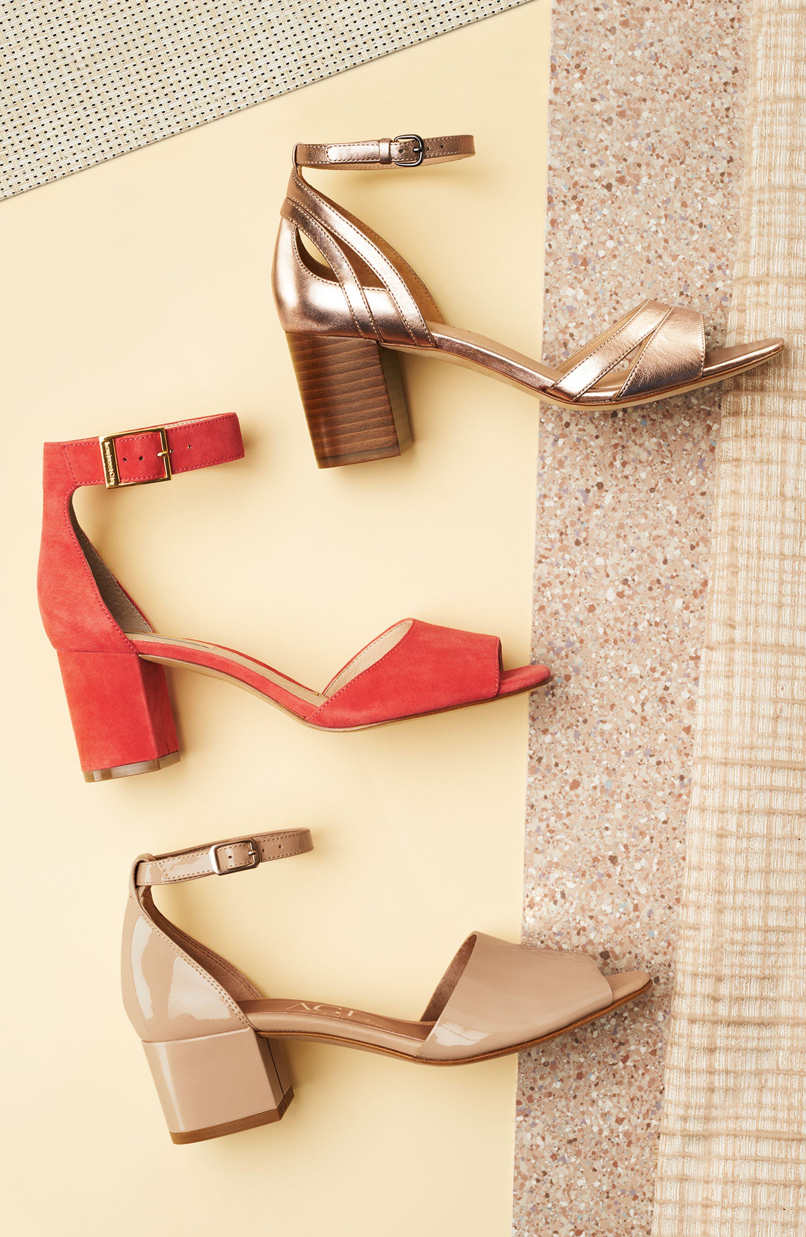 Alternate Image 9  - Louise et Cie Karisa Ankle Cuff Sandal (Women)