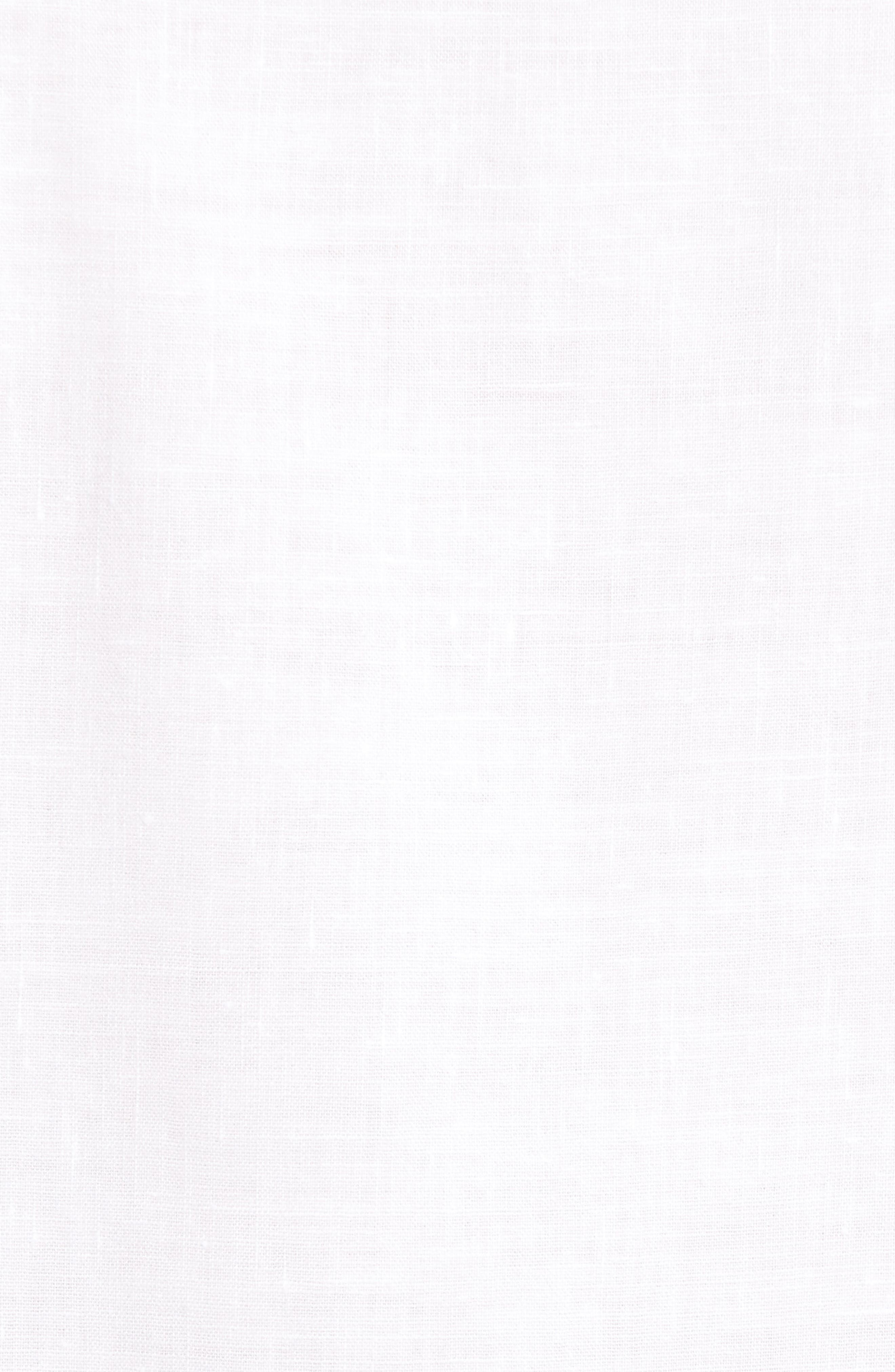 Alternate Image 5  - Tommy Bahama Monaco Tides Linen Blend Camp Shirt