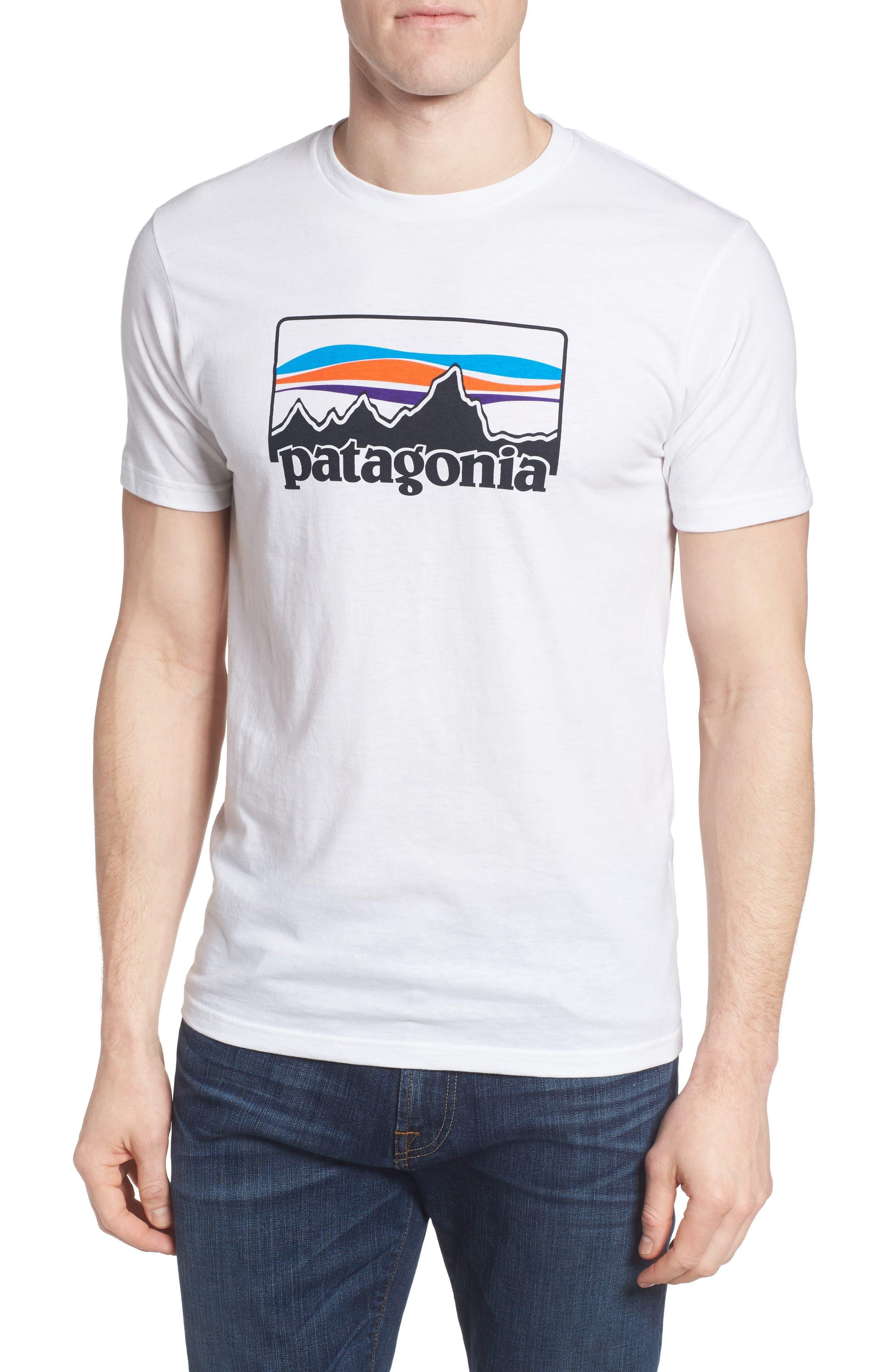 Patagonia '73 Logo Regular Fit T-Shirt
