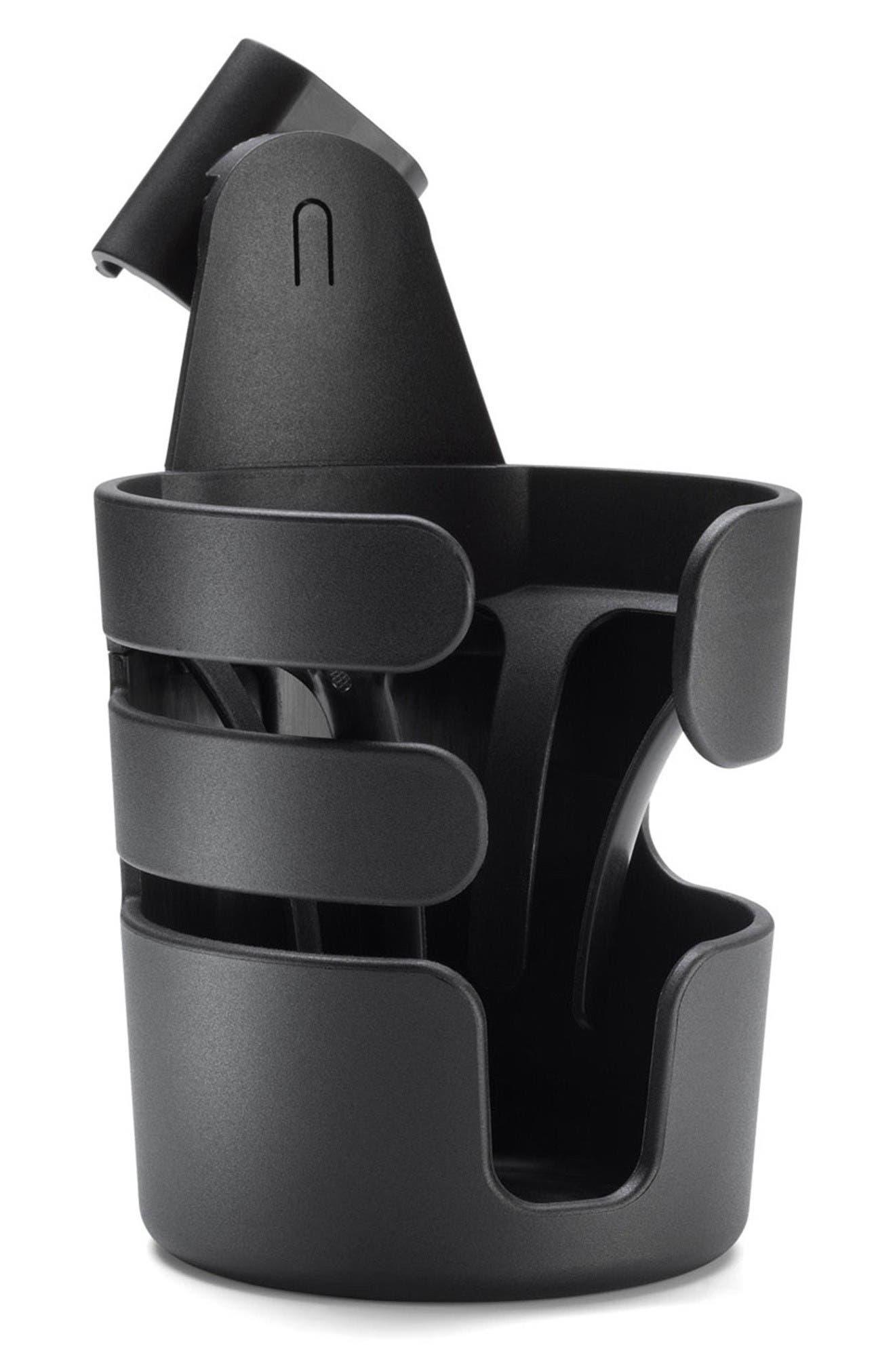 Stroller Cup Holder,                             Alternate thumbnail 2, color,                             Black