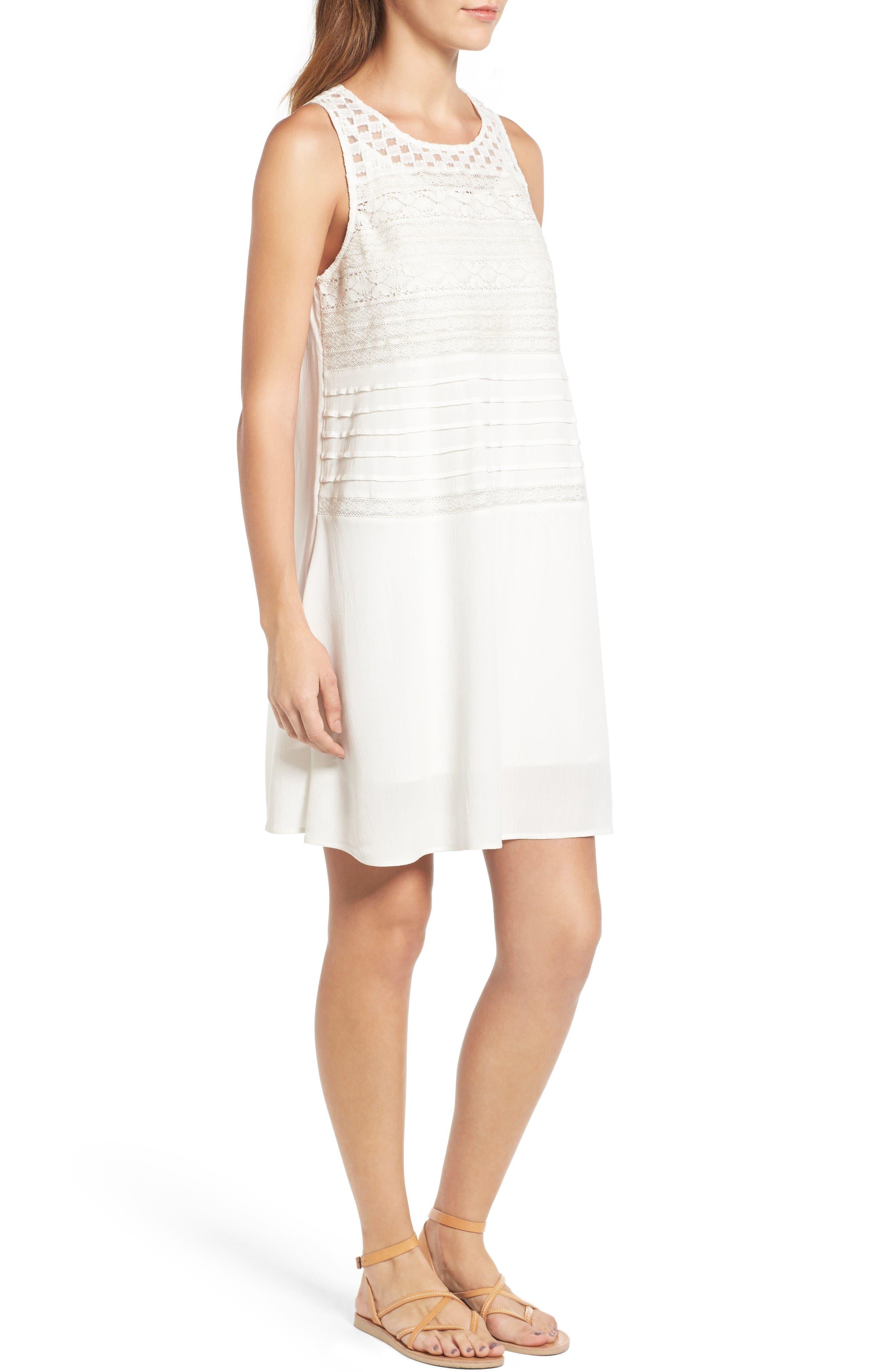 Alternate Image 3  - Hinge Lace Shift Dress